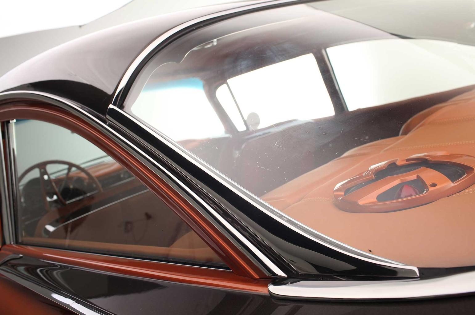 1959 chevrolet bel air rear window trim 013
