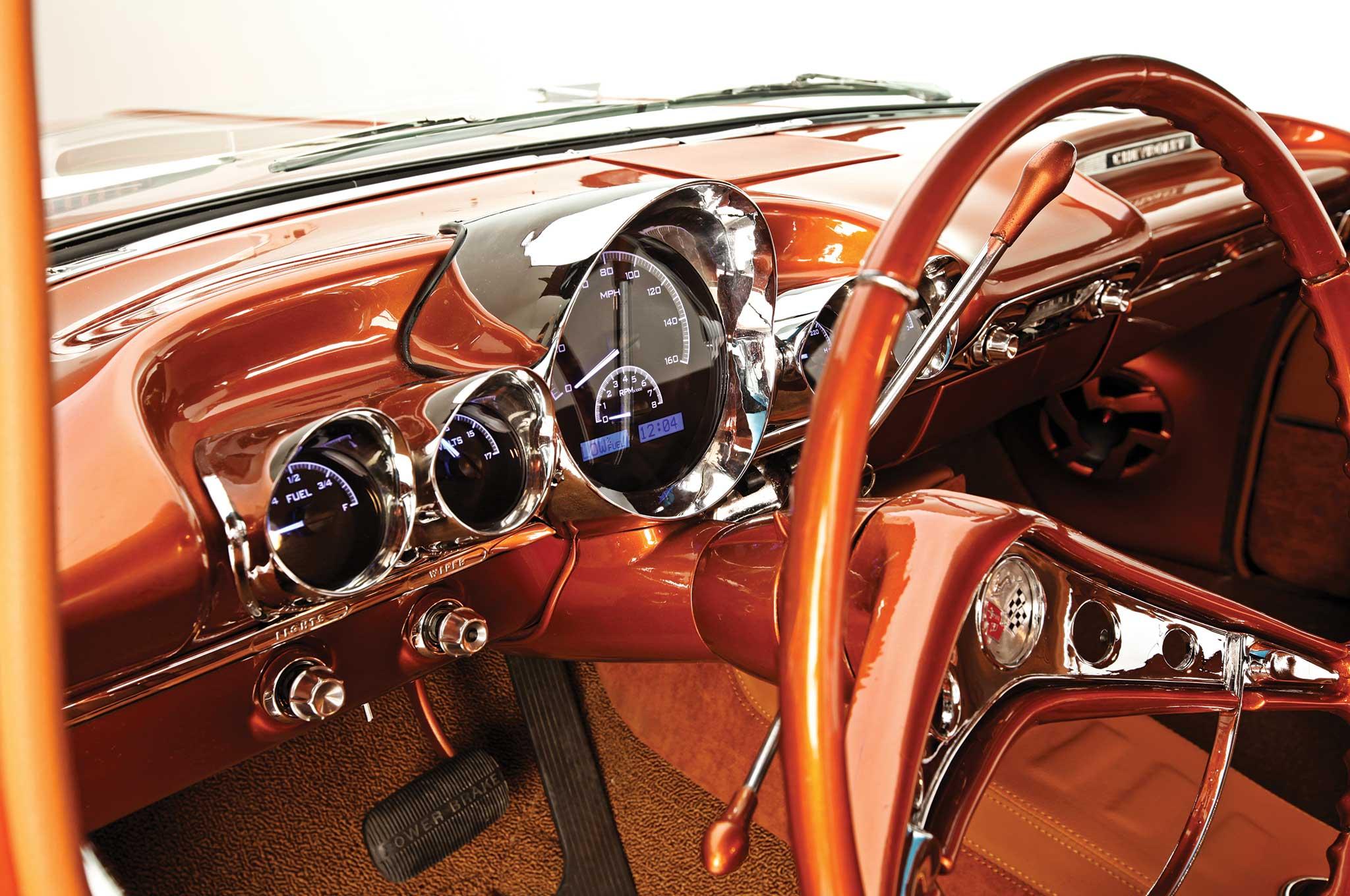 1959 chevrolet bel air steering column 003