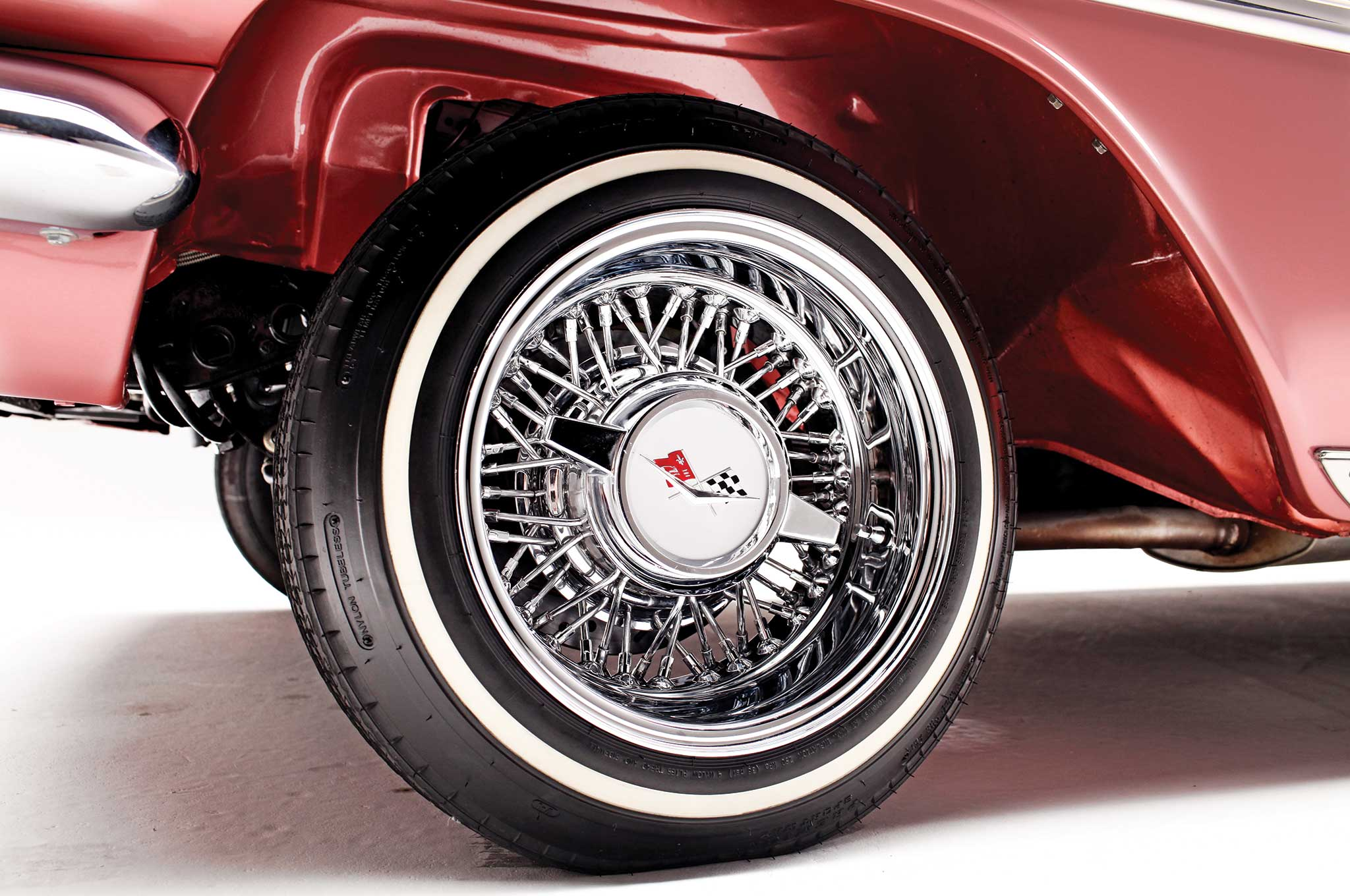 1959 Chevrolet Impala - Pinky's '59 - Lowrider