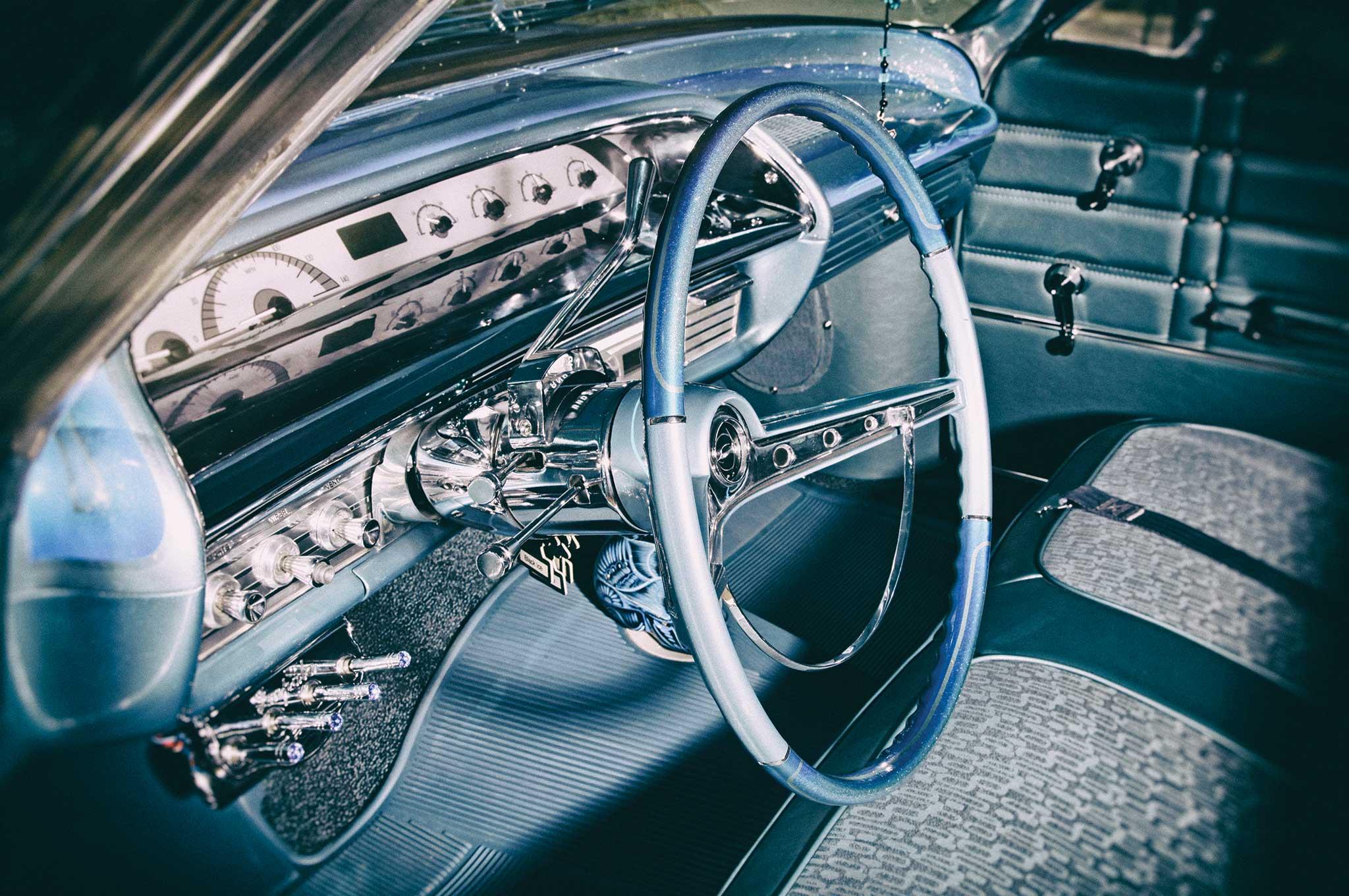 1963 Chevrolet Impala - El Six - Lowrider