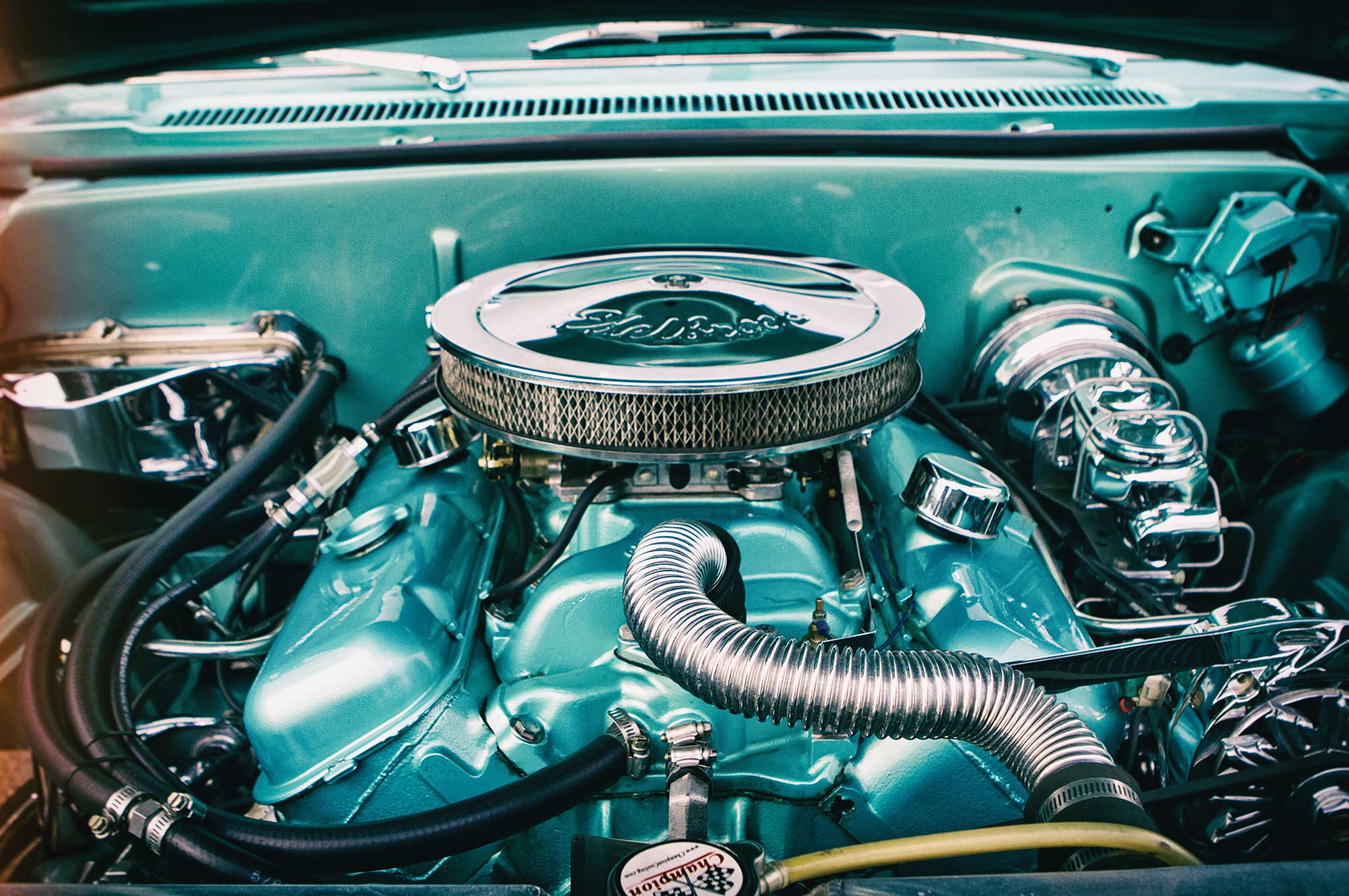 1965 chevrolet impala wagon 396 v8 004