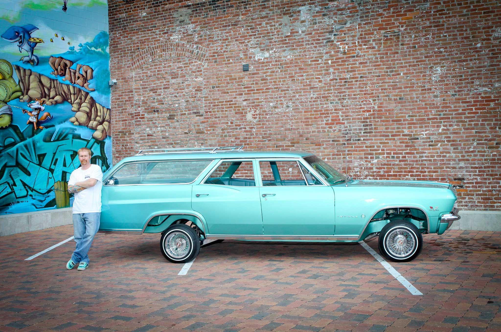 1965 chevrolet impala wagon woody moldenhauer 014
