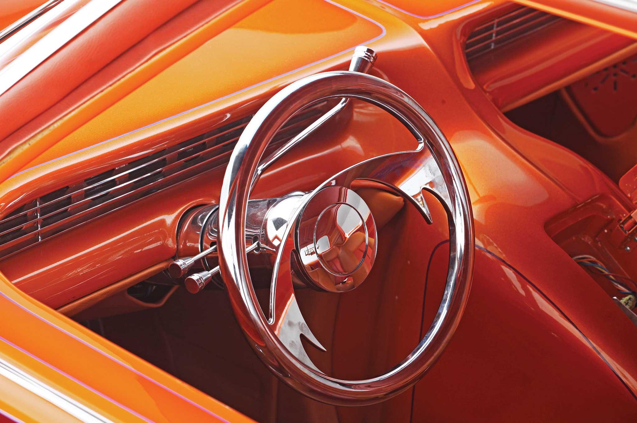 1972 Chevrolet Caprice - Serial Thriller - Lowrider