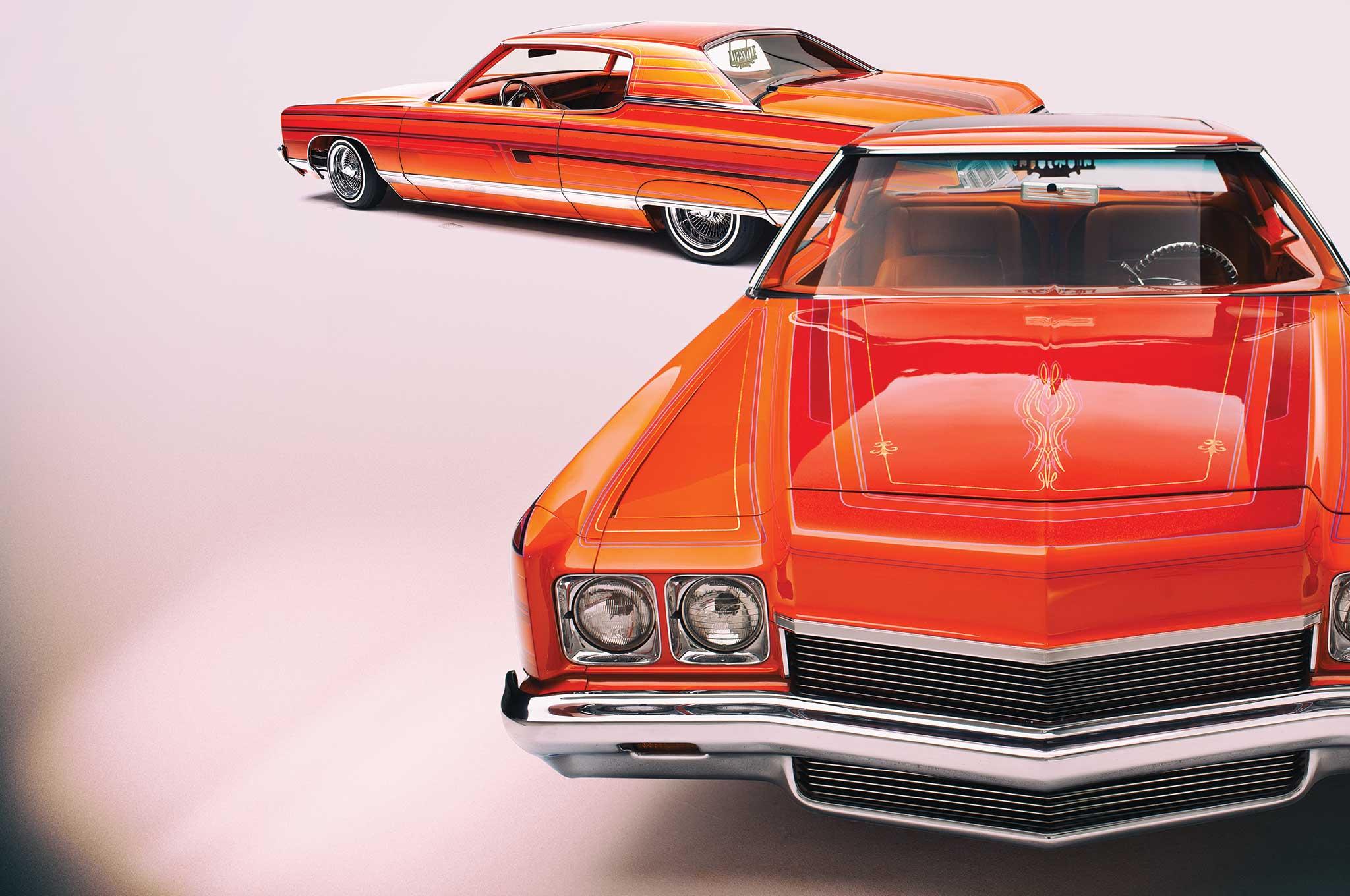 1972 Chevrolet Caprice - Serial Thriller