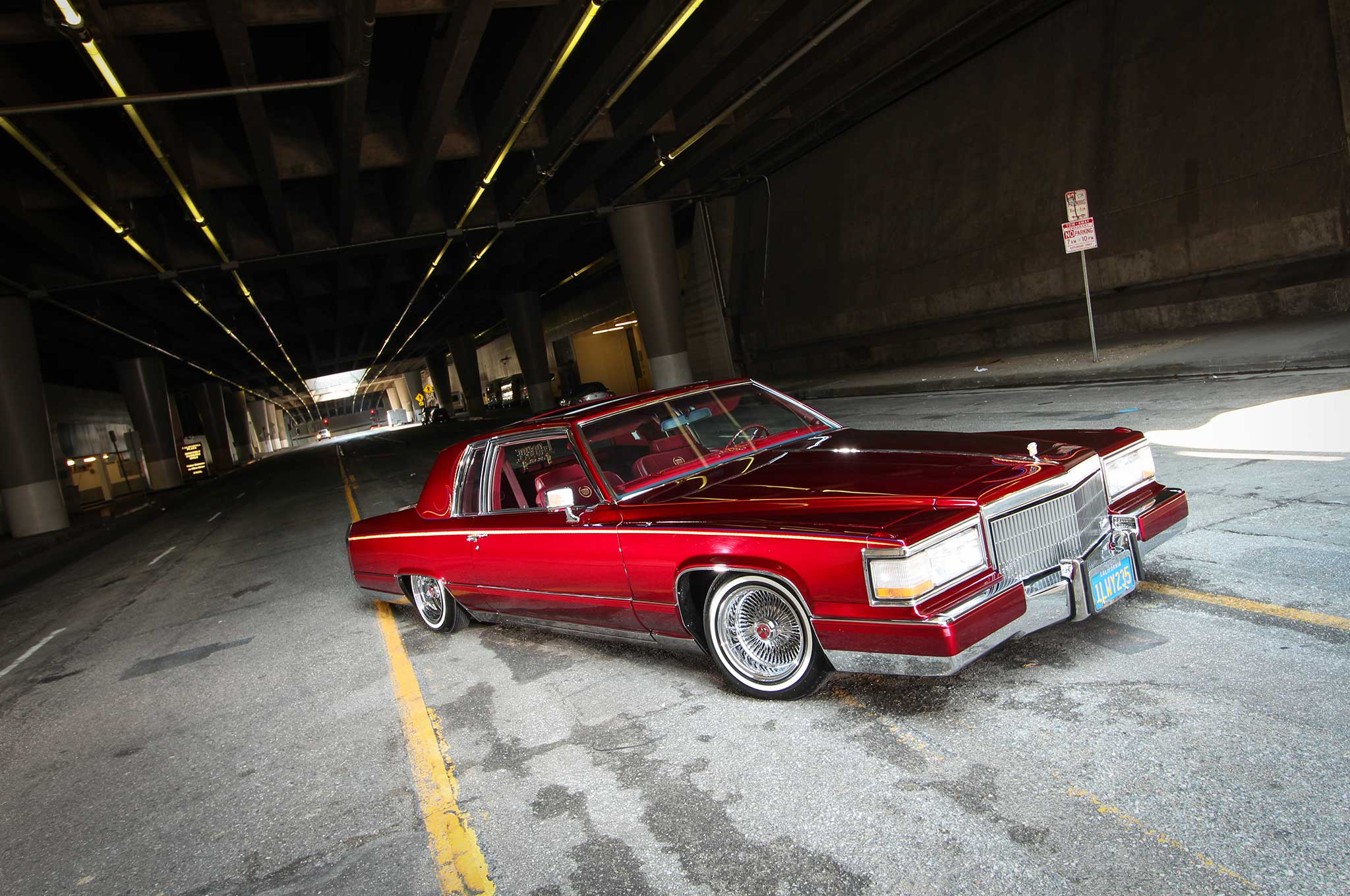 Chevy Santa Fe >> 1983 Cadillac Coupe DeVille - Love Her Madly - Lowrider