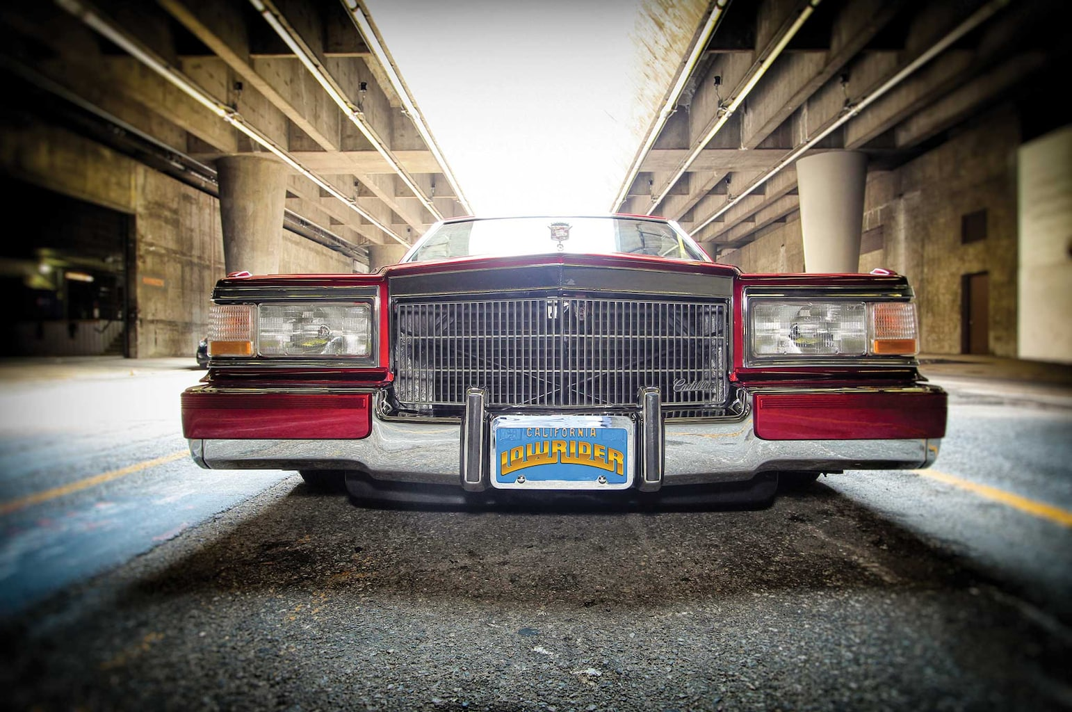 1983 cadillac coupe deville front grille 009