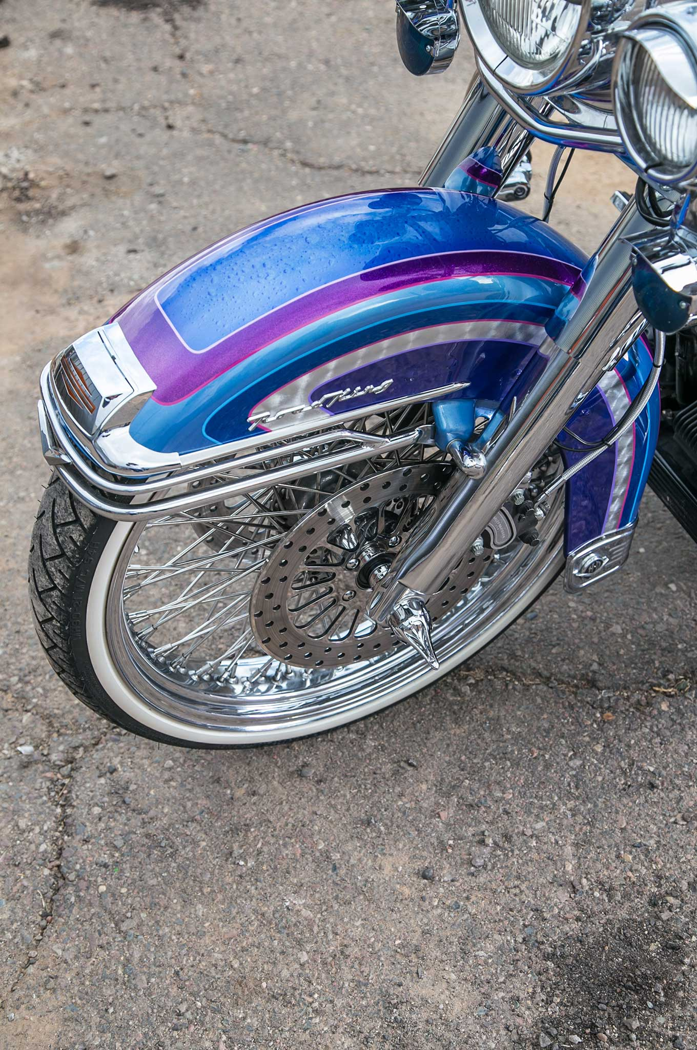 2001 Harley-Davidson Road King - Old Habits Die Hard ...