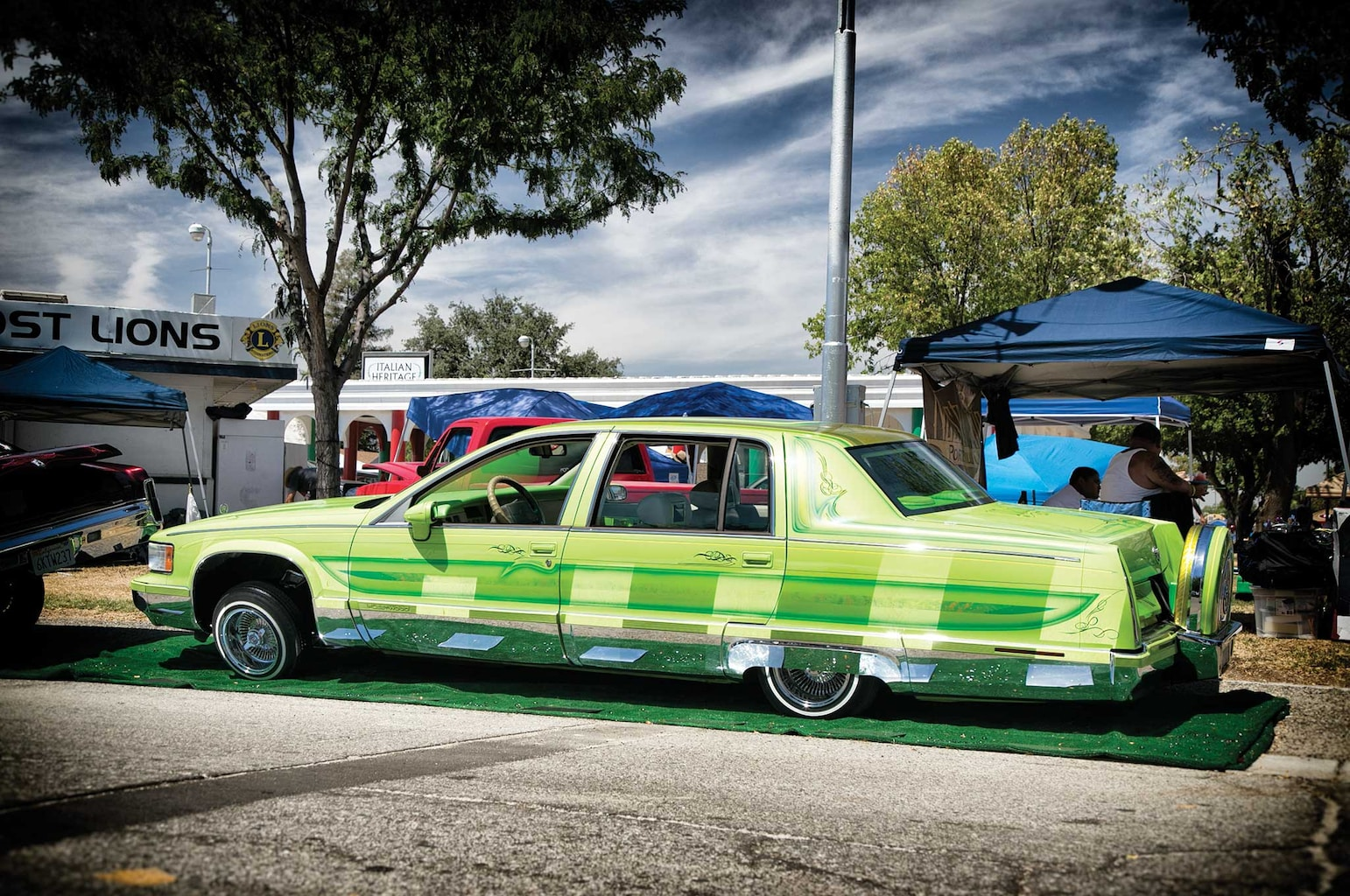 Caddy-Lime.