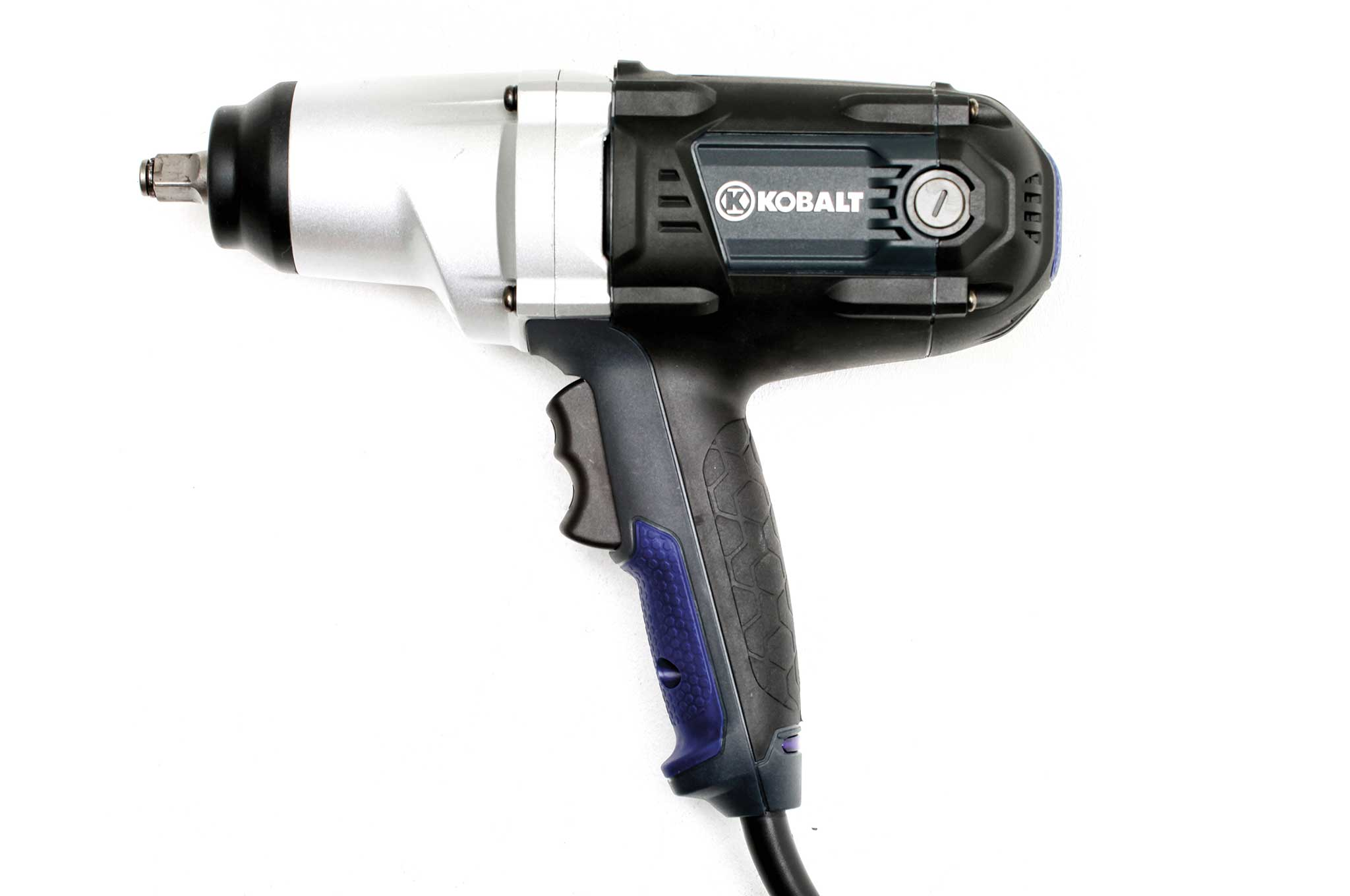 Impact Wrench Reviews Kobalt 8 Amp Corded