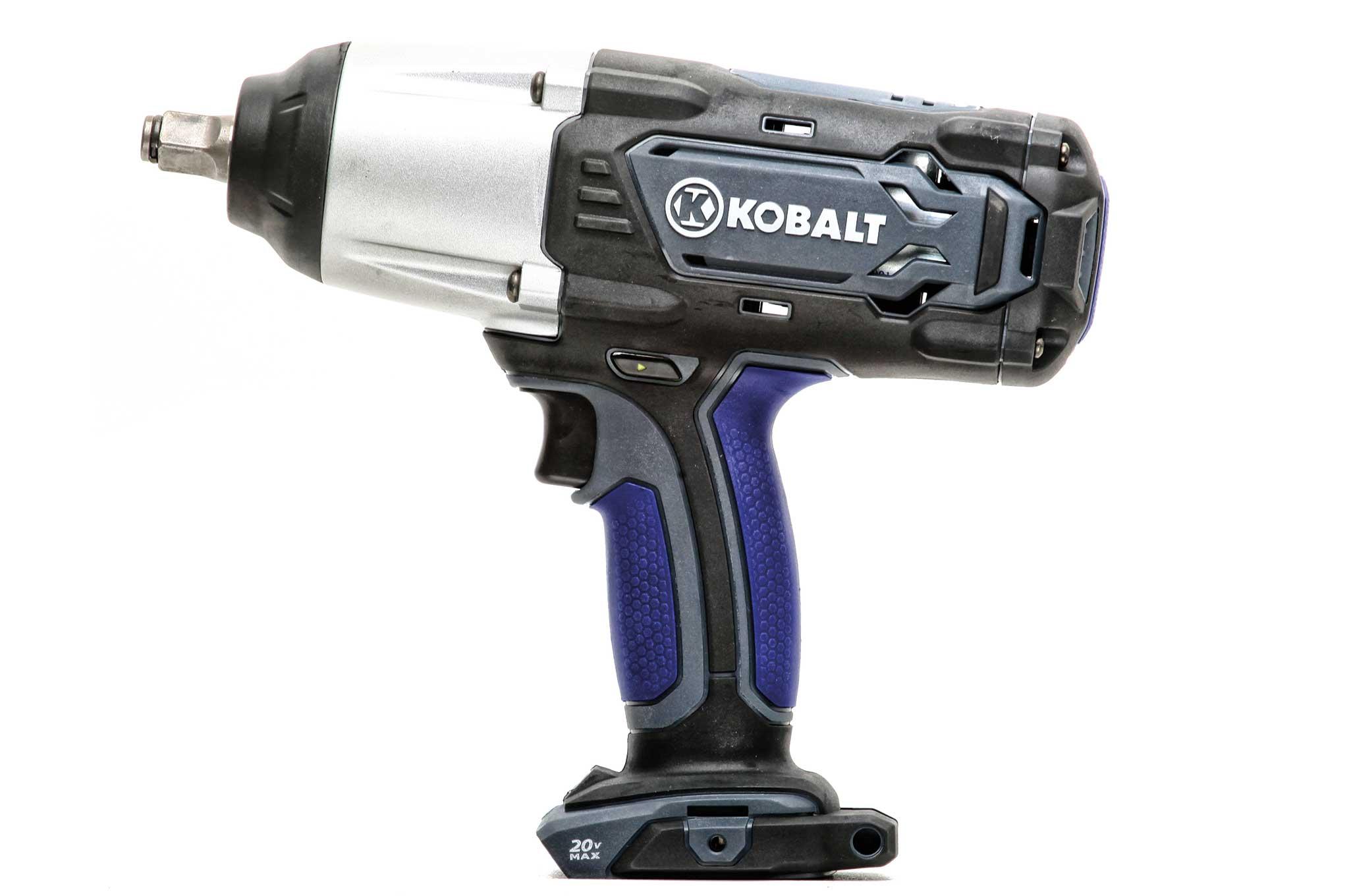 Kobalt 24v 1 2 Inch Impact Wrench Tool Reviews