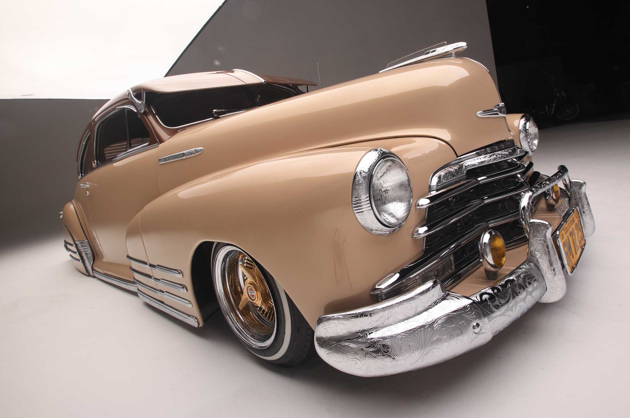 1947 Chevrolet Fleetline - Top of the Line - Lowrider