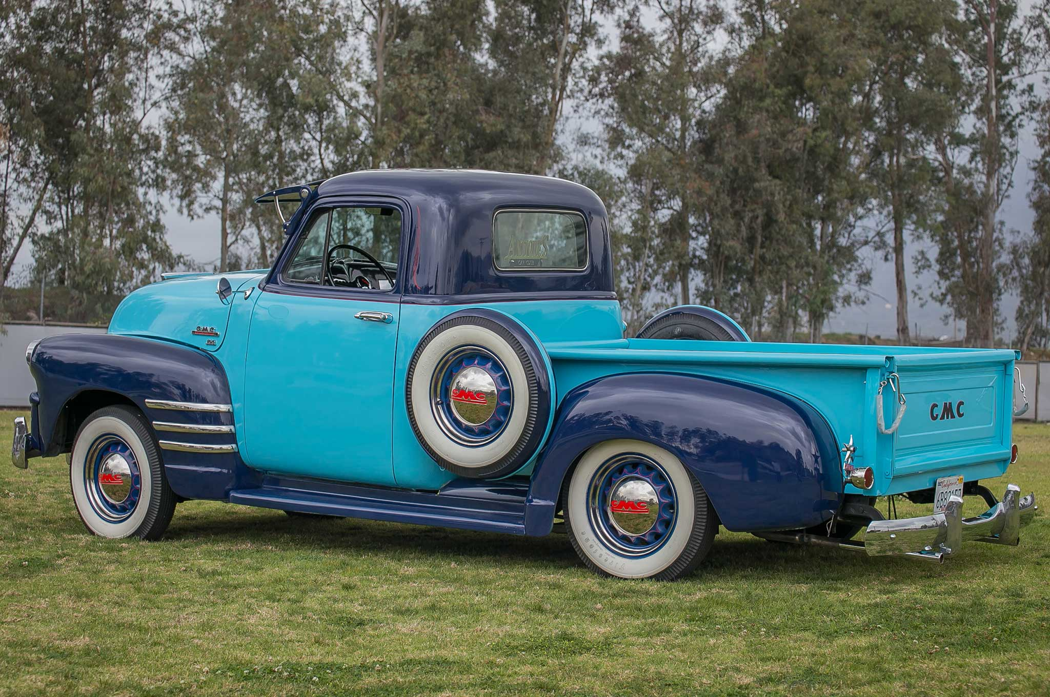1954 GMC Pickup - Generational GMC - Lowrider