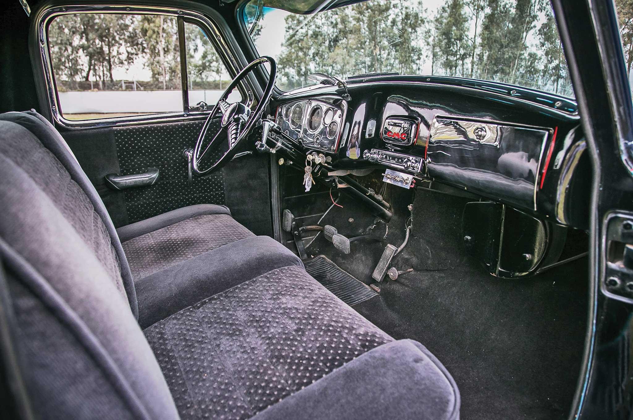 1954 gmc pickup front seat 005