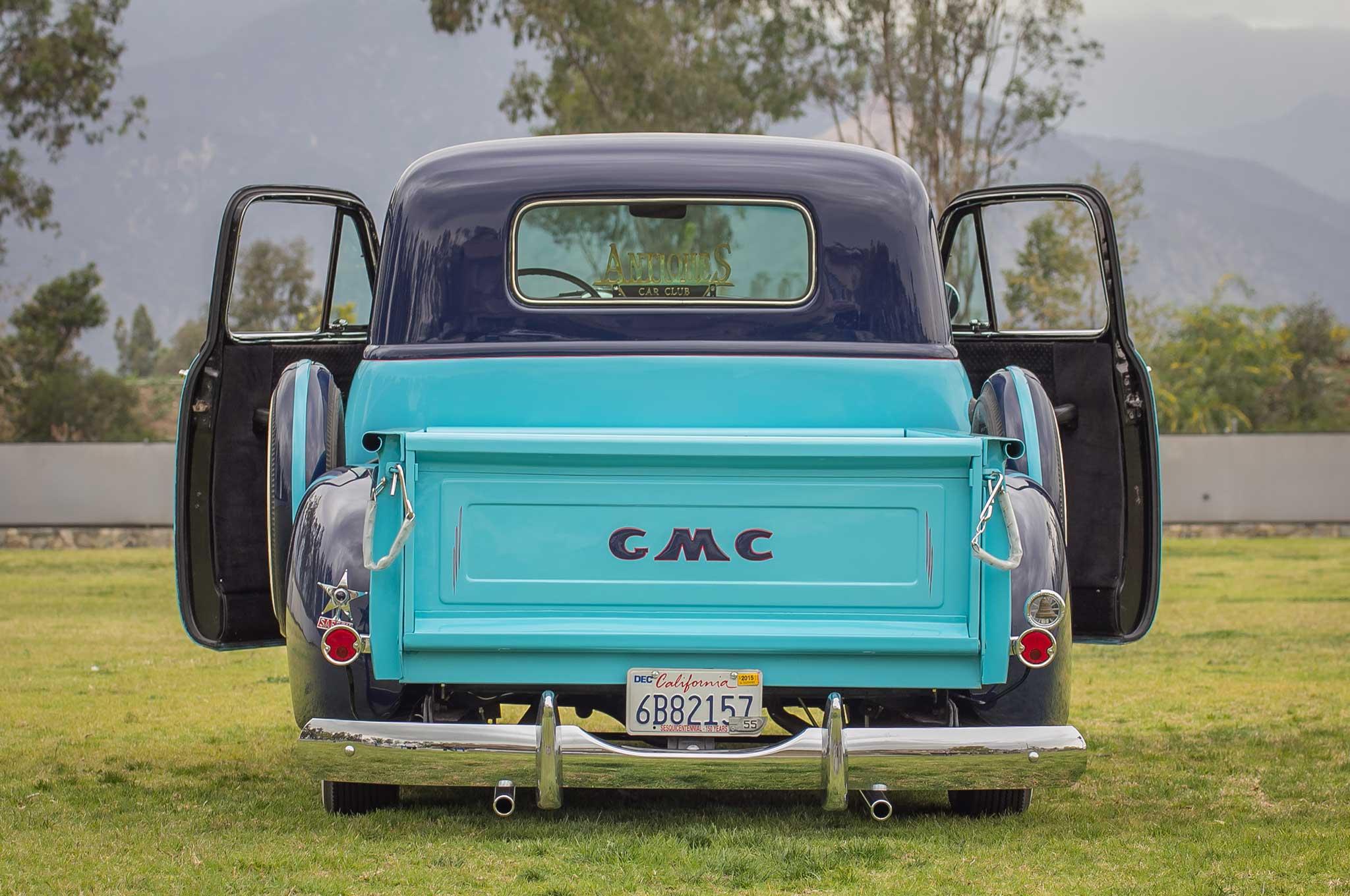 1954 Gmc Pickup Generational Gmc Lowrider