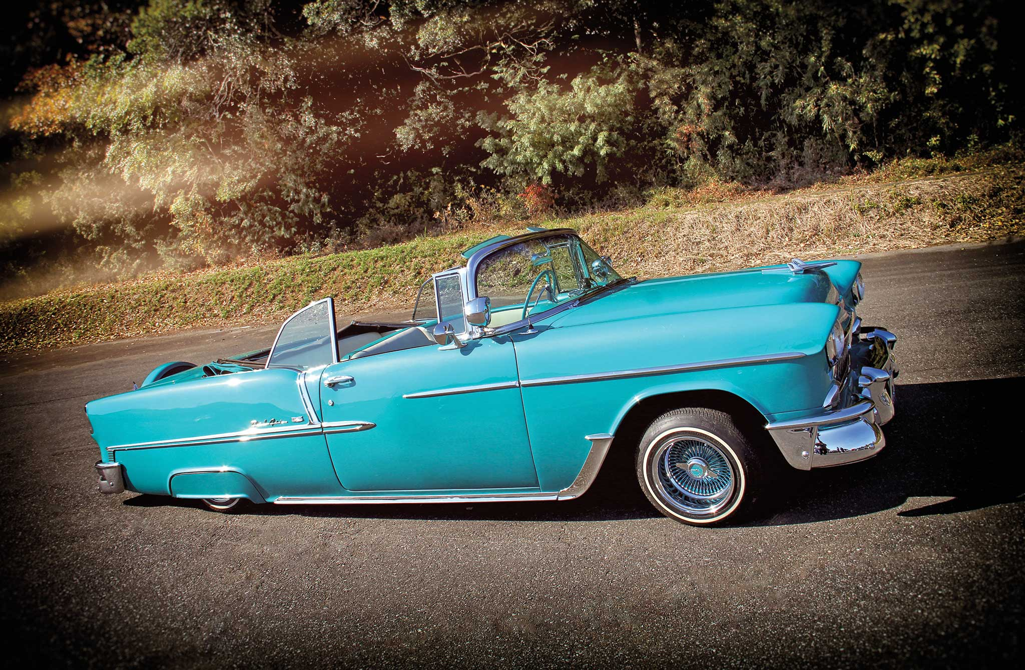 1955 Chevy Bel Air Convertible - American Classic in Japan ...