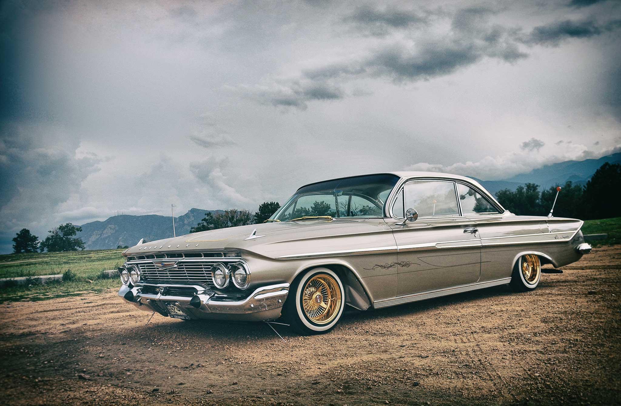 1961 Chevrolet Impala - Precious Metals - Lowrider
