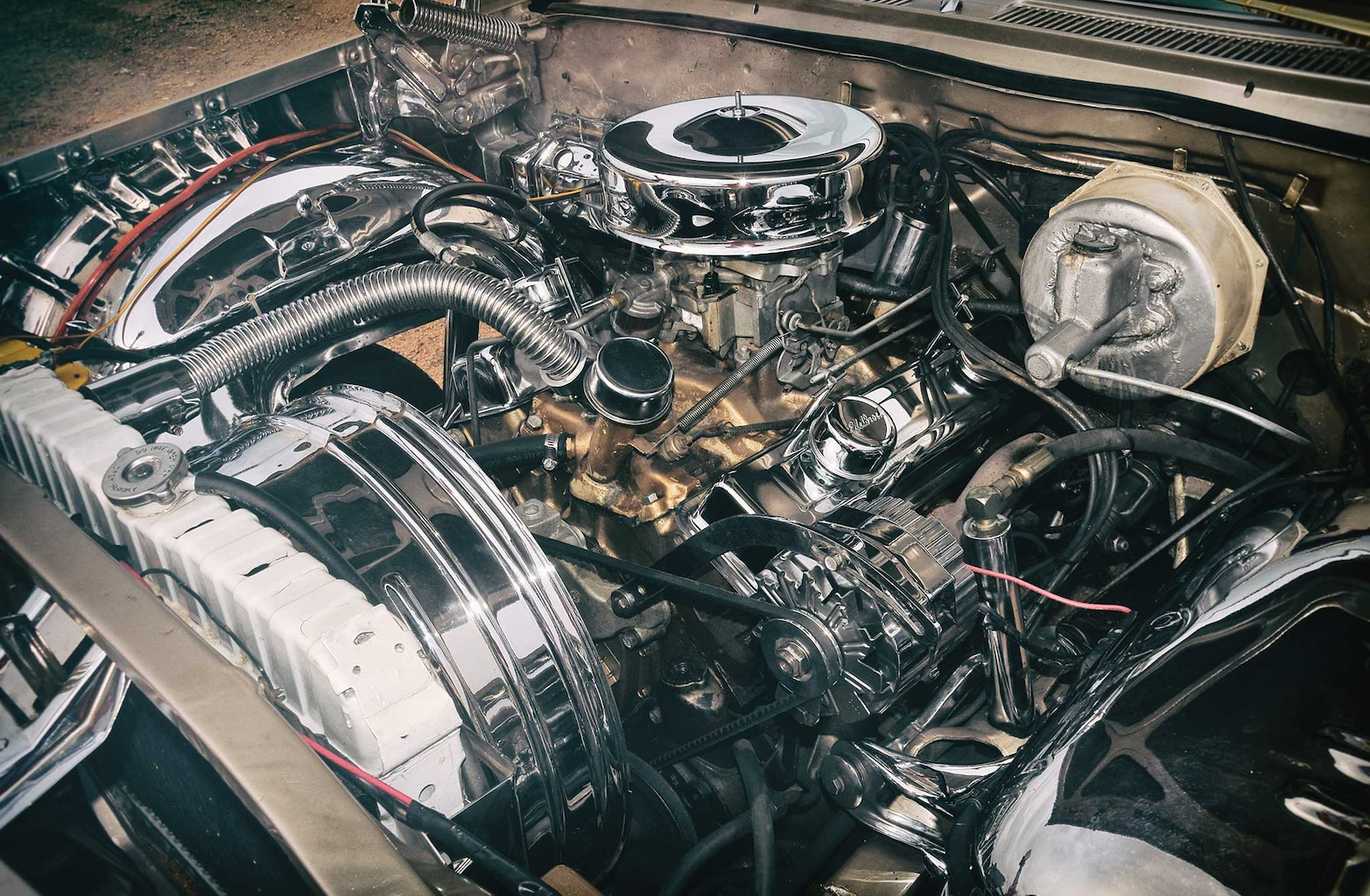 1961 chevrolet impala factory 283 004