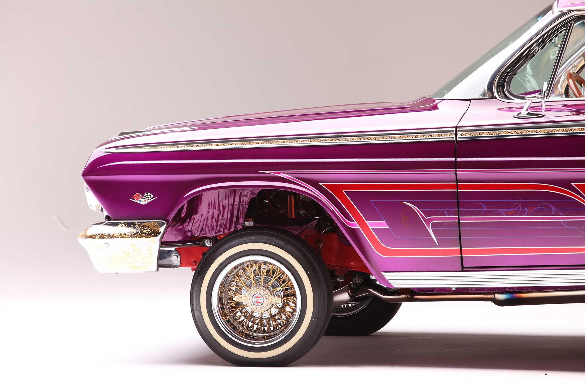1962 Chevrolet Impala SS - Right Hand Man - Lowrider
