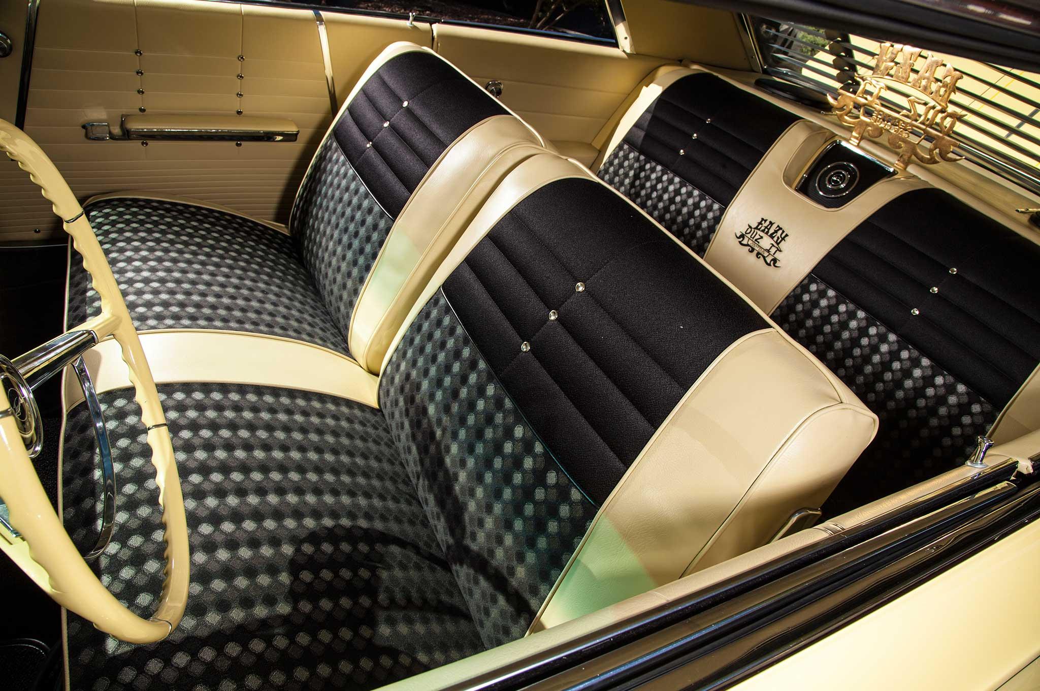 Impala 64 Interior