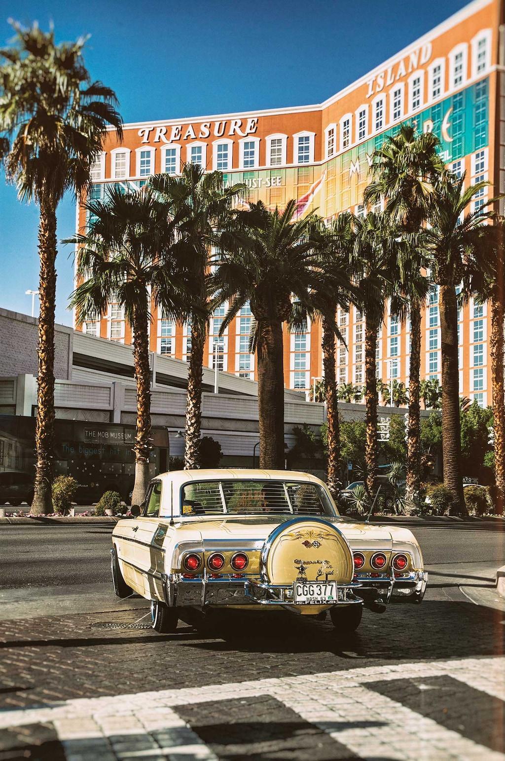 1964 chevrolet impala rear bumper003