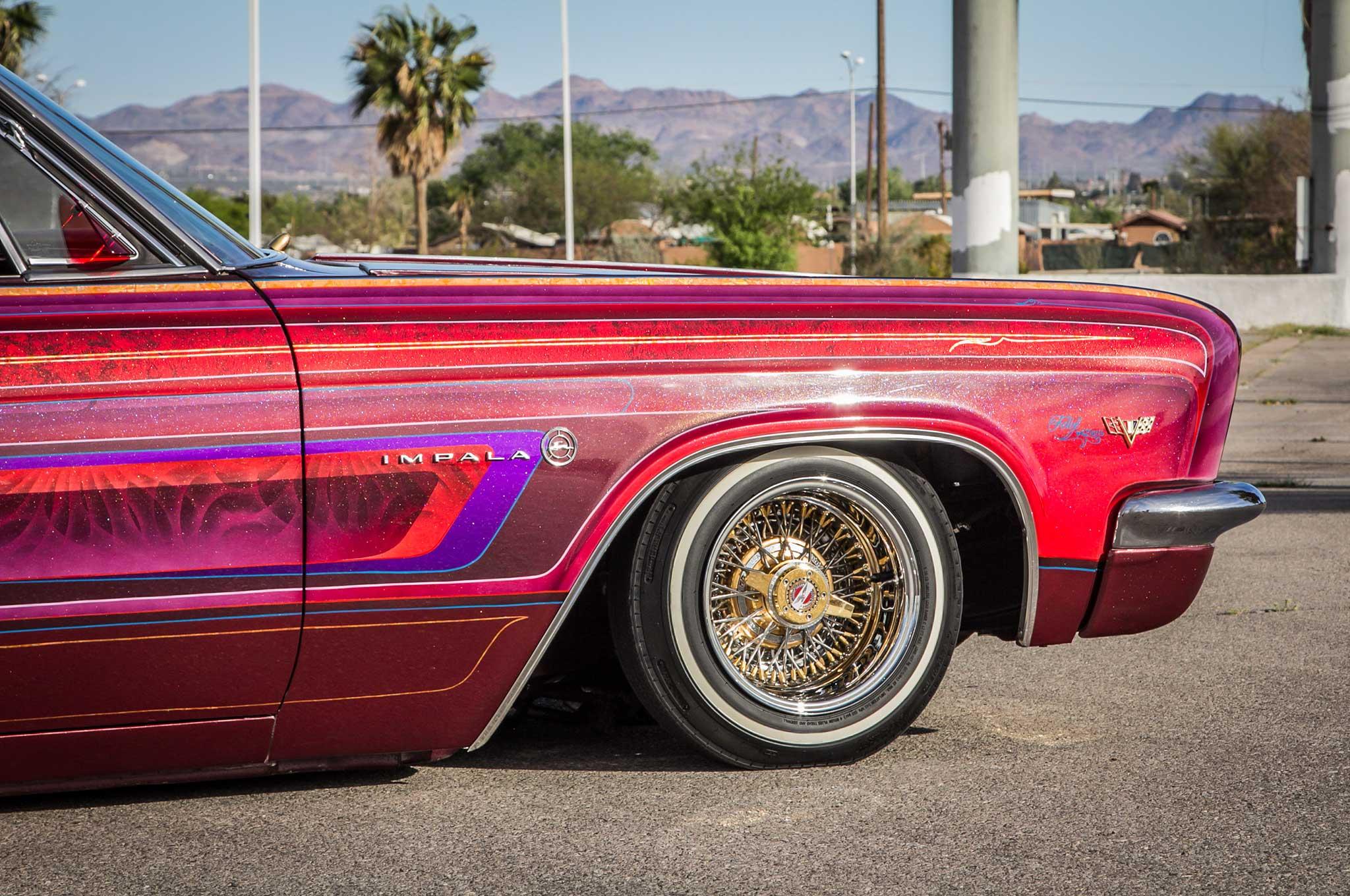 1966 Chevrolet Impala Junkyard Jewel Lowrider Chevy Accessories 15 28
