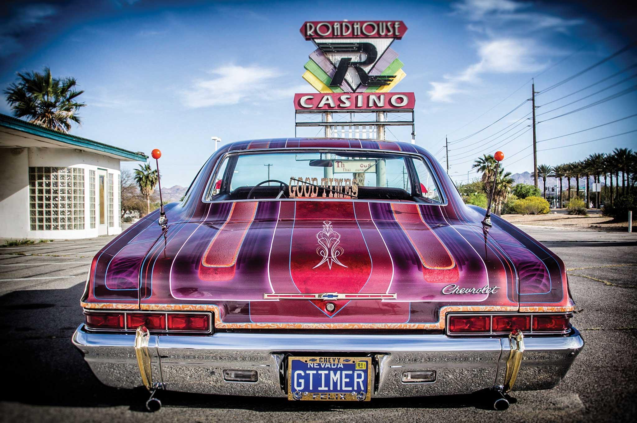 1966 chevrolet impala rear bumper 004