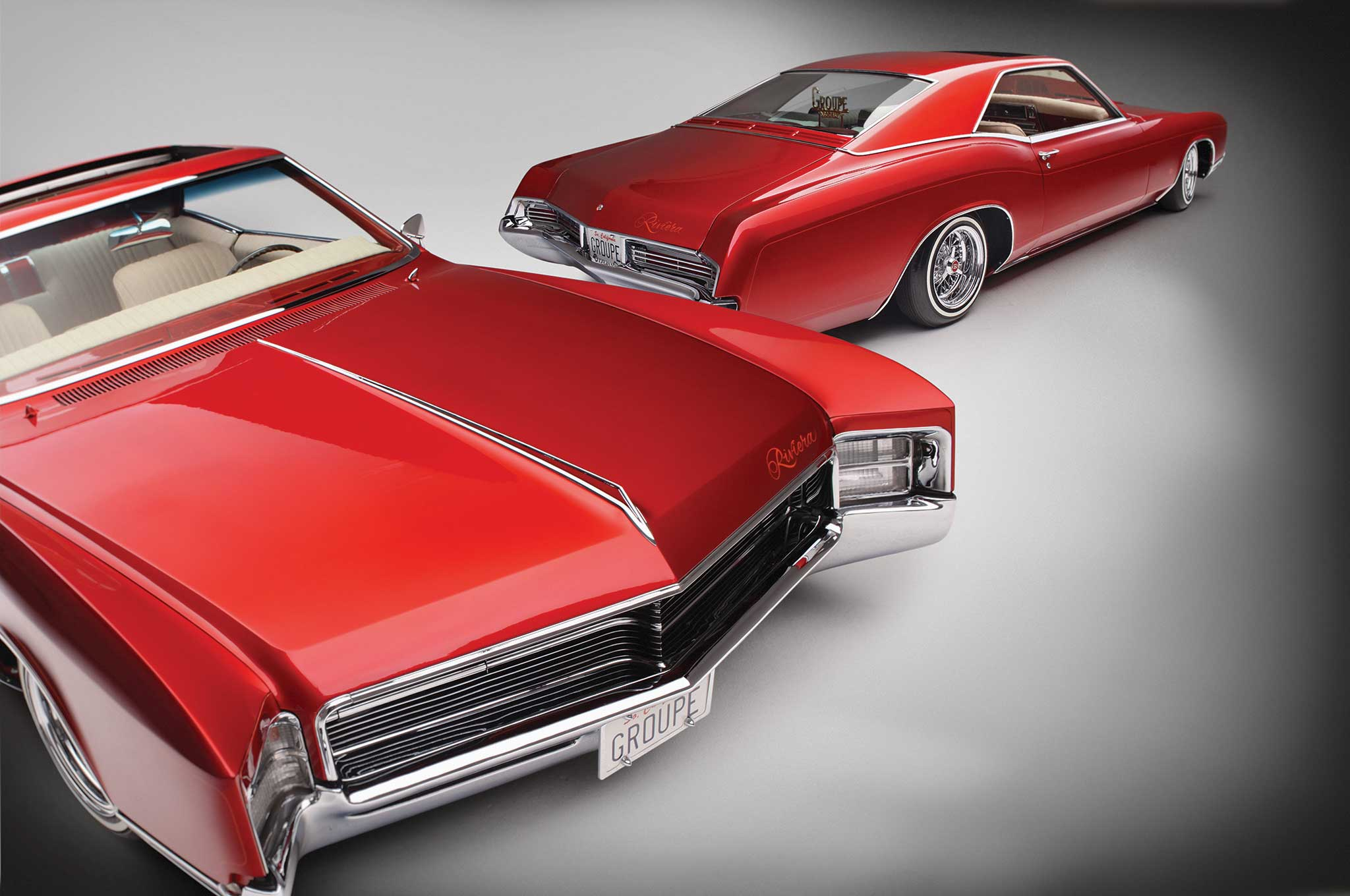 Buick Riviera Achilles Last Stand on 1967 Buick Riviera