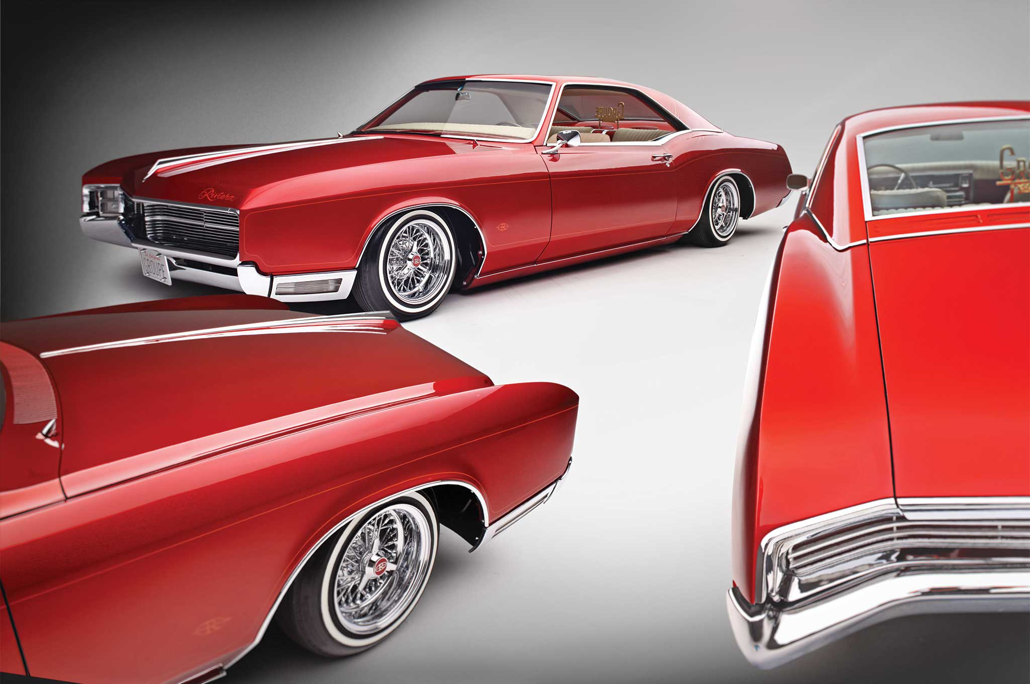 1967 Buick Riviera One For The Road Lowrider
