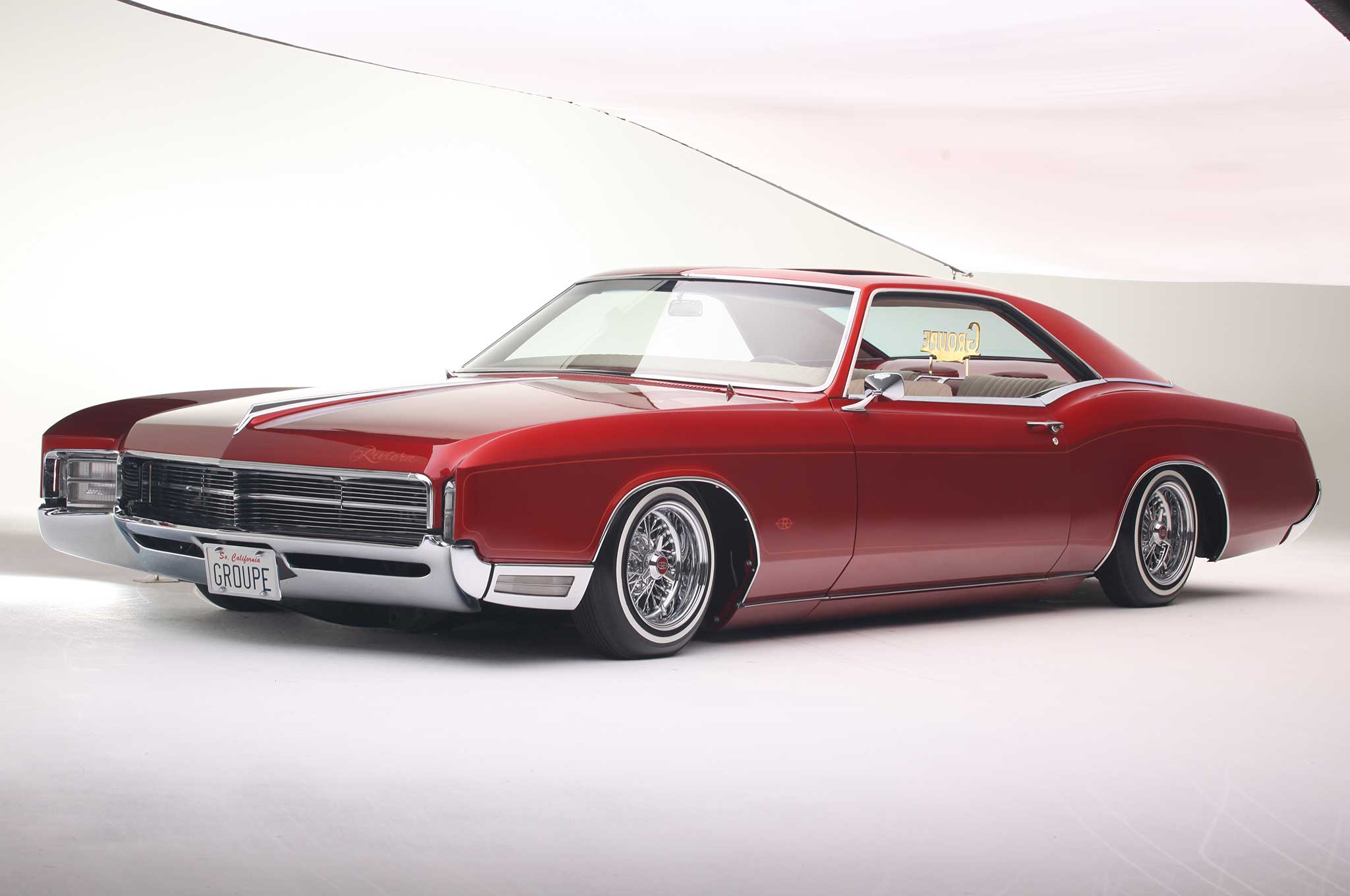 Cadillac Bel Air >> 1967 Buick Riviera - One for the Road - Lowrider