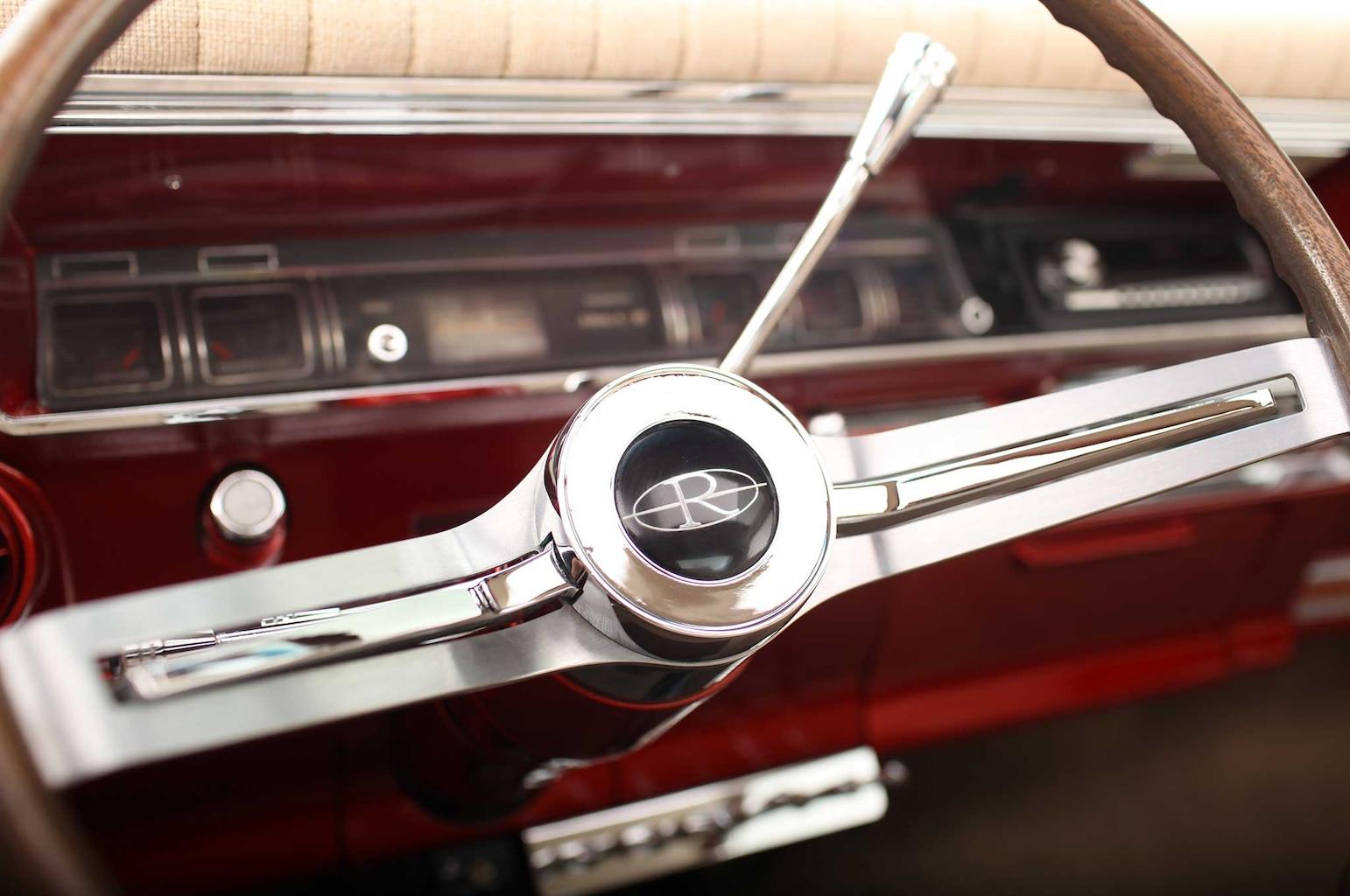 1967 buick riviera steering wheel 014