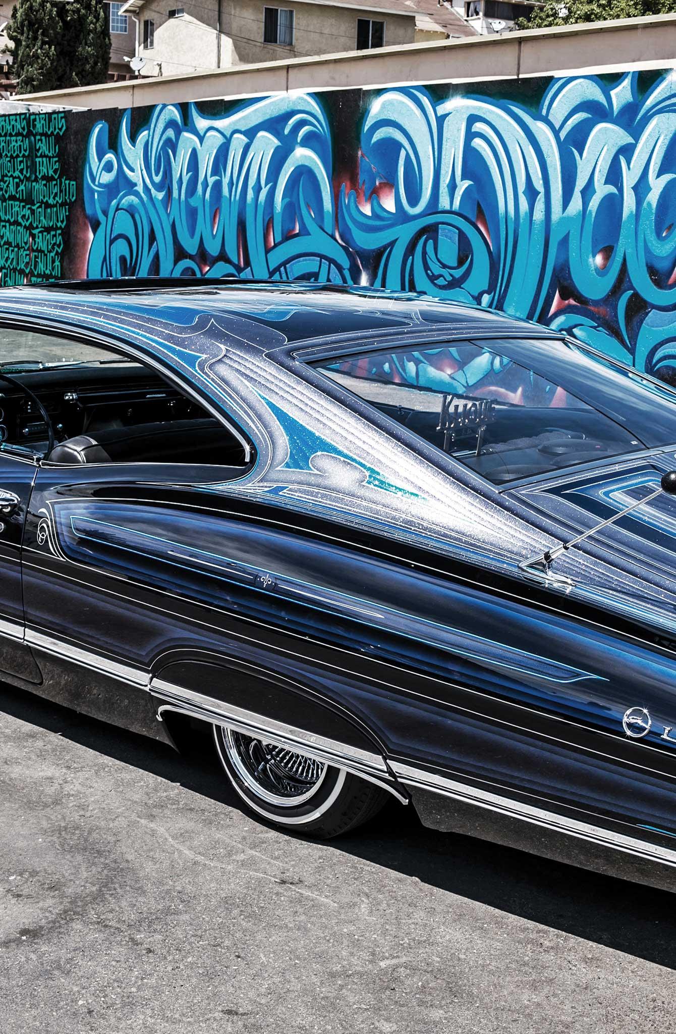 1967 Chevrolet Impala - Flashback Fastback