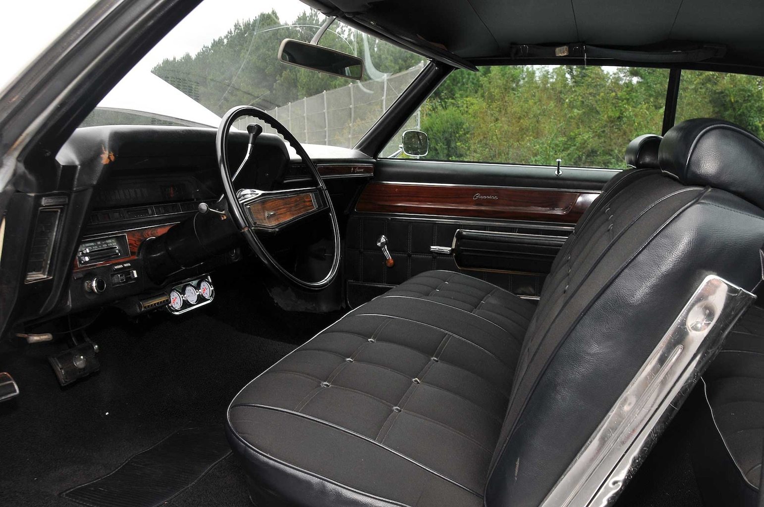 1970 chevrolet caprice interior 009