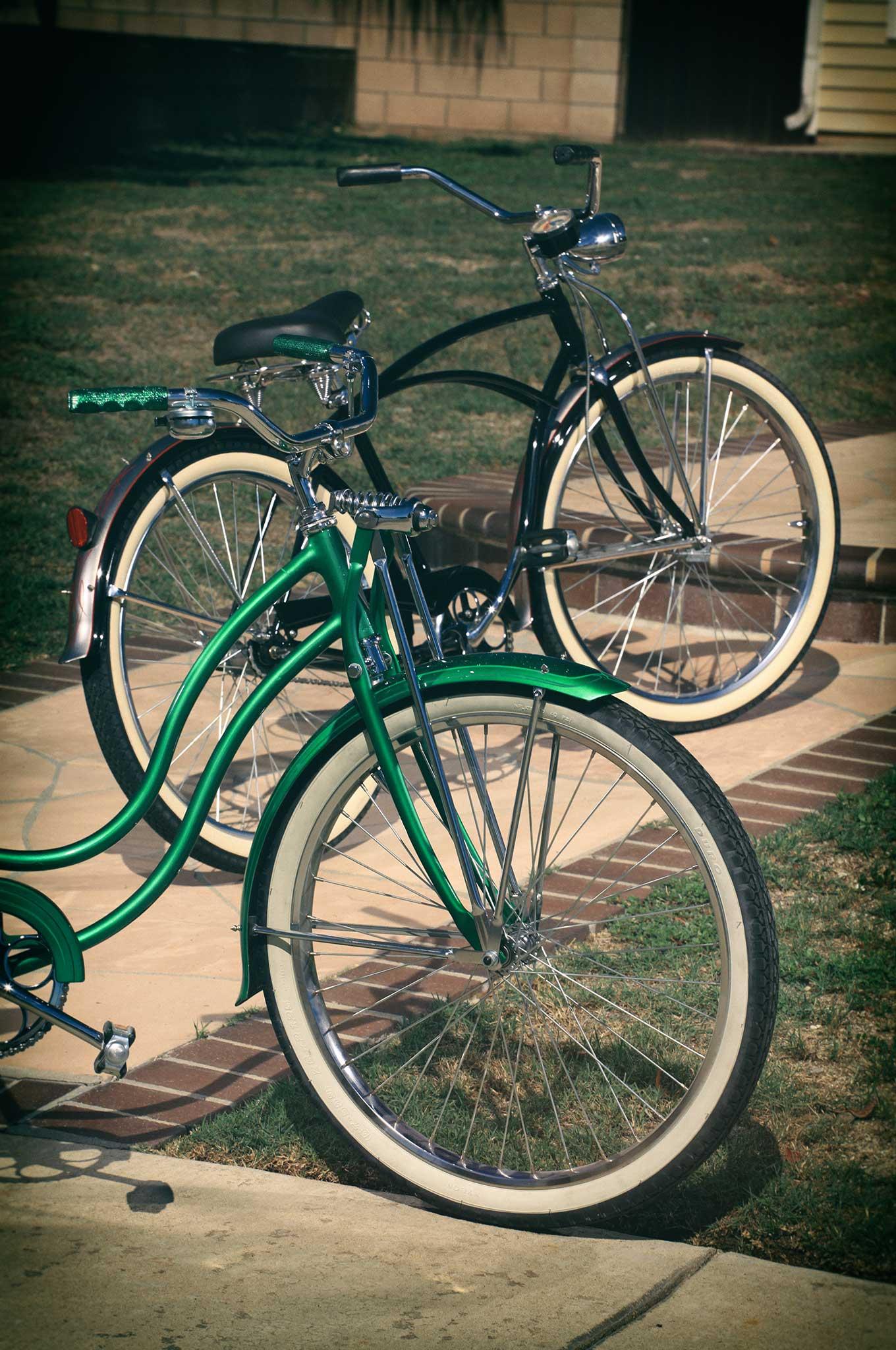 Schwinn Cruiser Bicycle Accessories