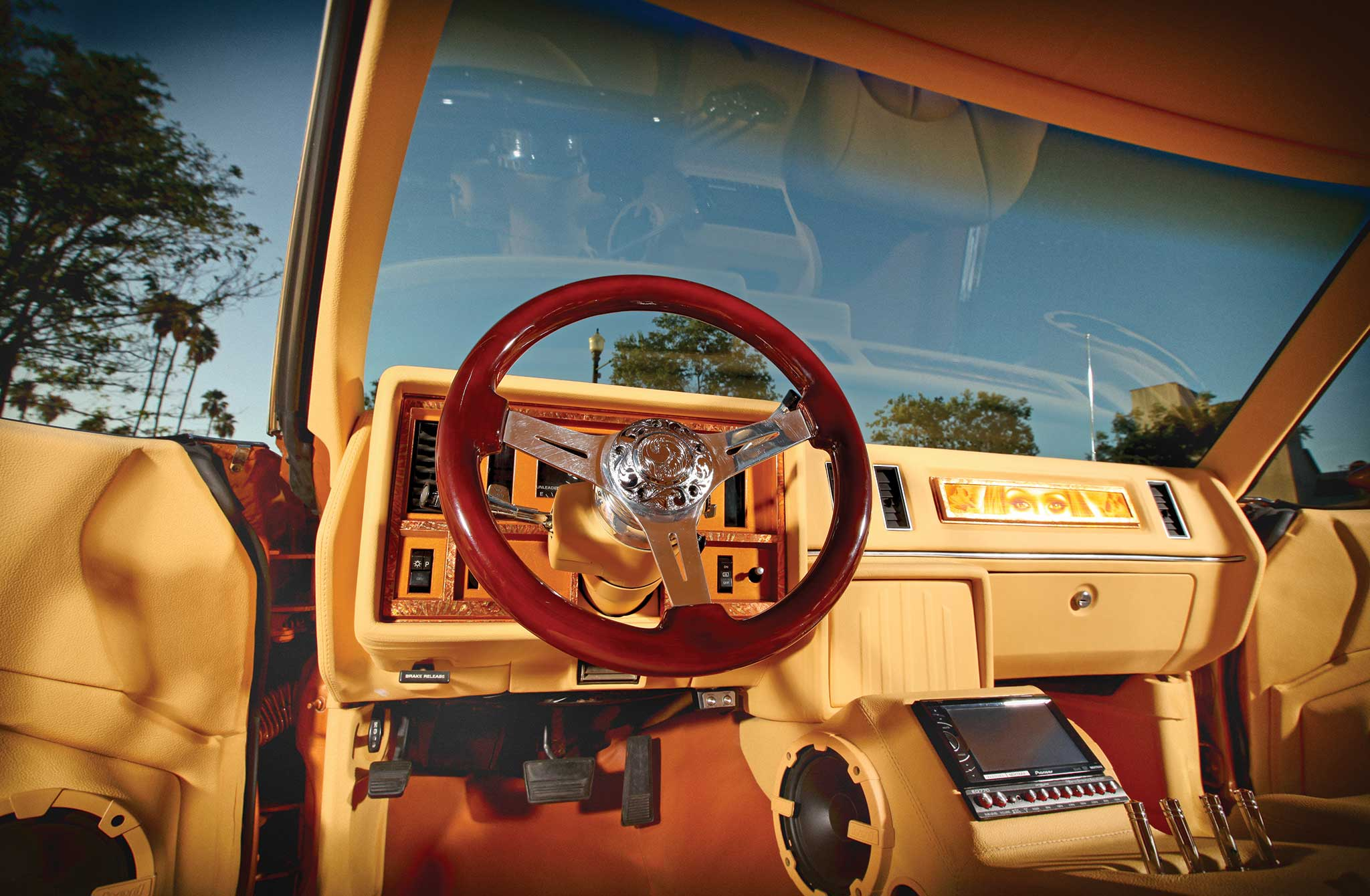 1986 buick regal steering wheel 005
