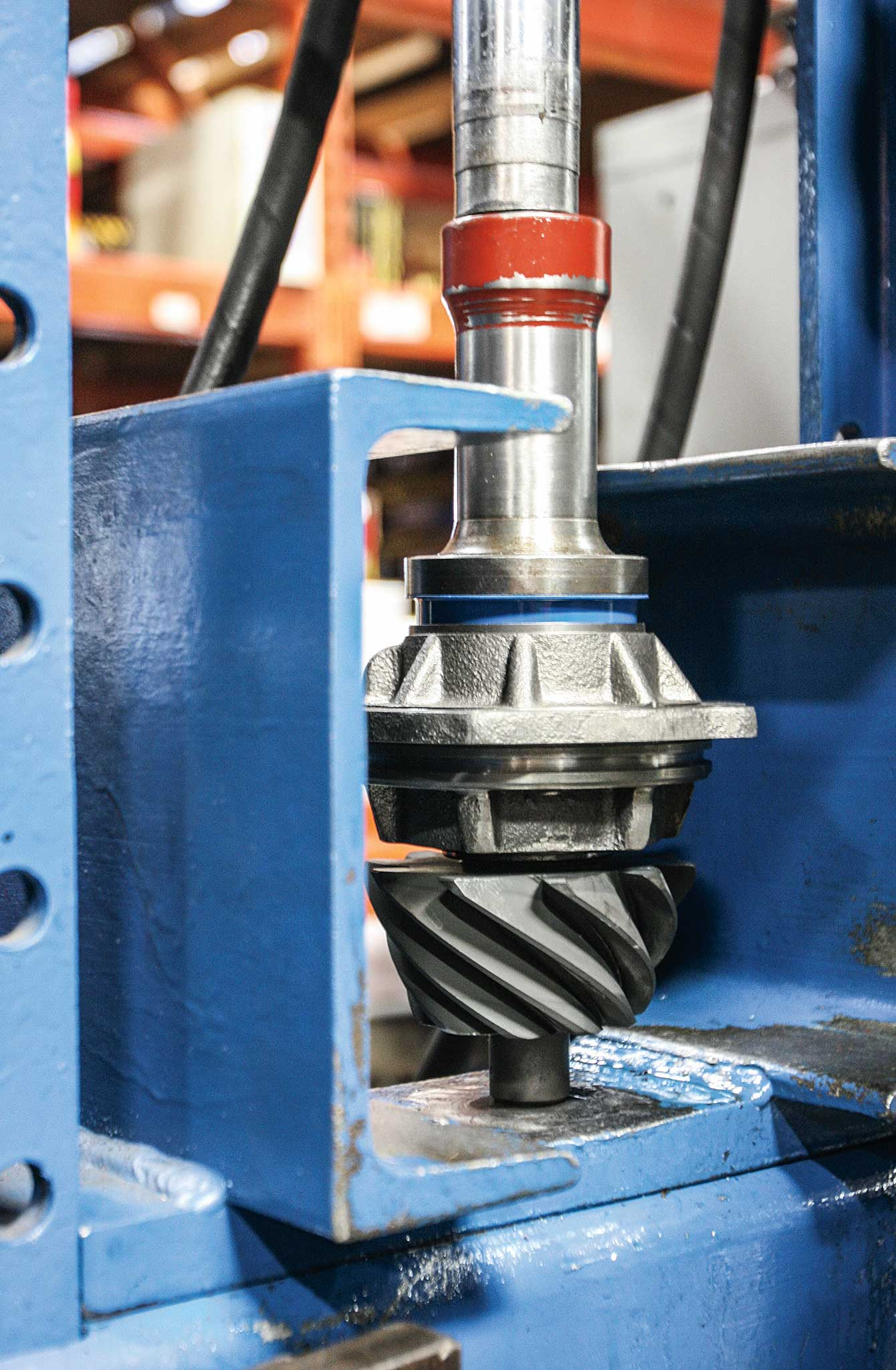 currie enterprises rear axles pinion support 014
