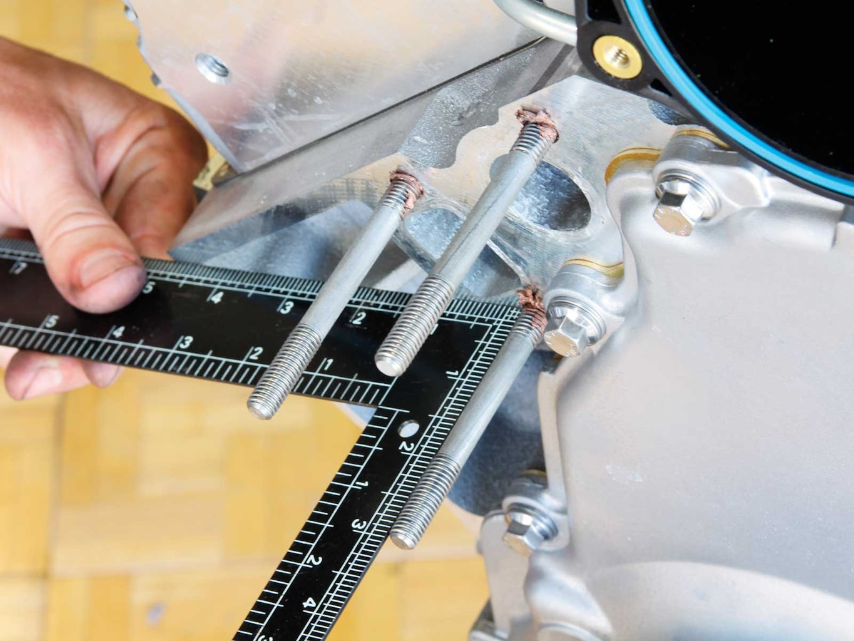 eddie motorsport s drive pulley system passenger side long studs 003