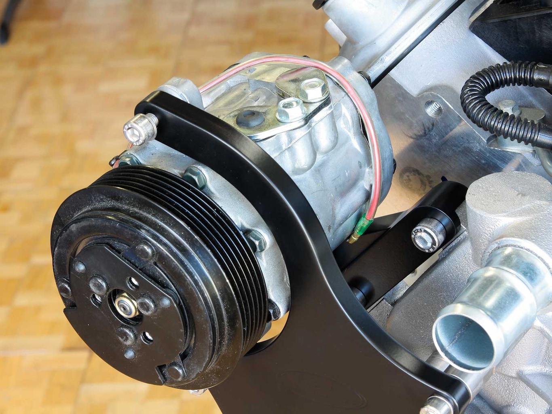 eddie motorsport s drive pulley system sanden sd7 ac compressor 010