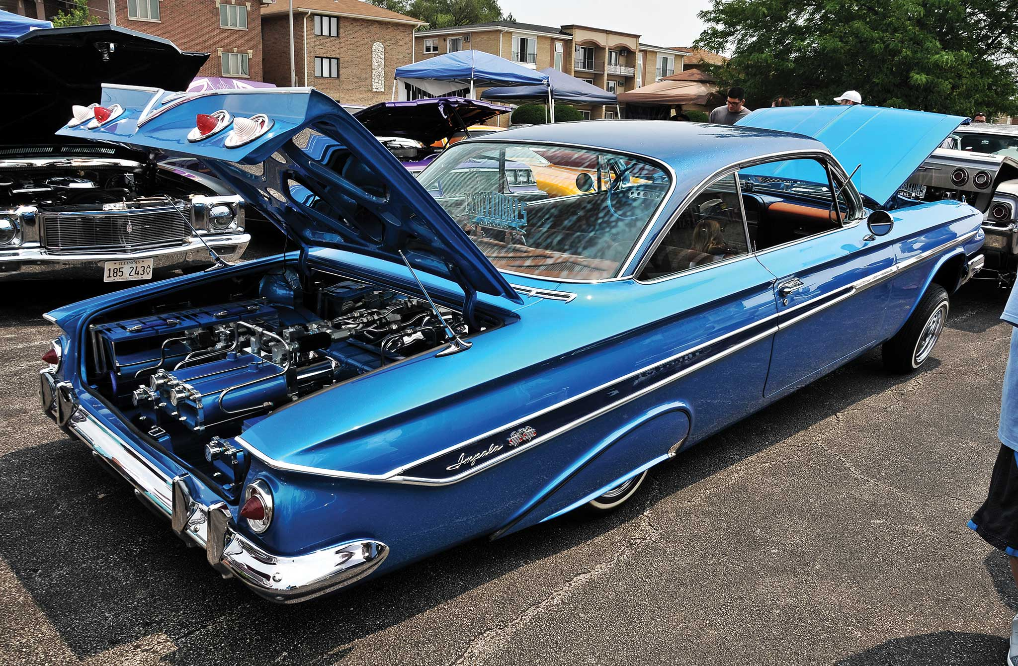 independent cc 2015 lowrider show chevy impala 010