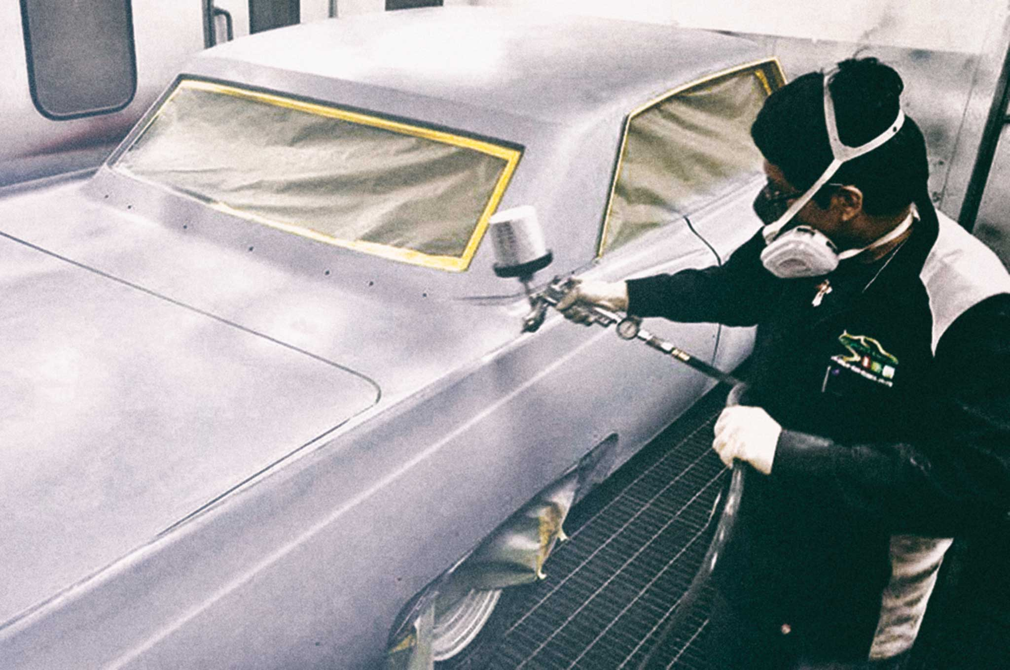 painting our 64 cadillac body sealing 012