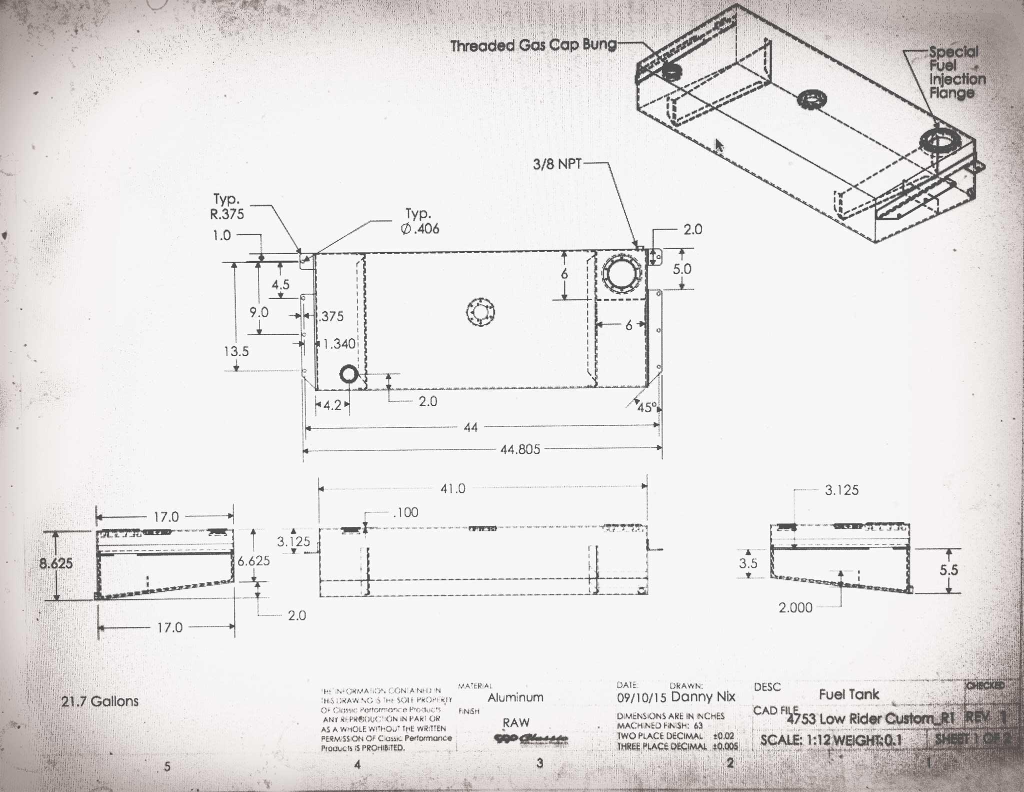 relocating a fuel tank fuel tank schematics 002