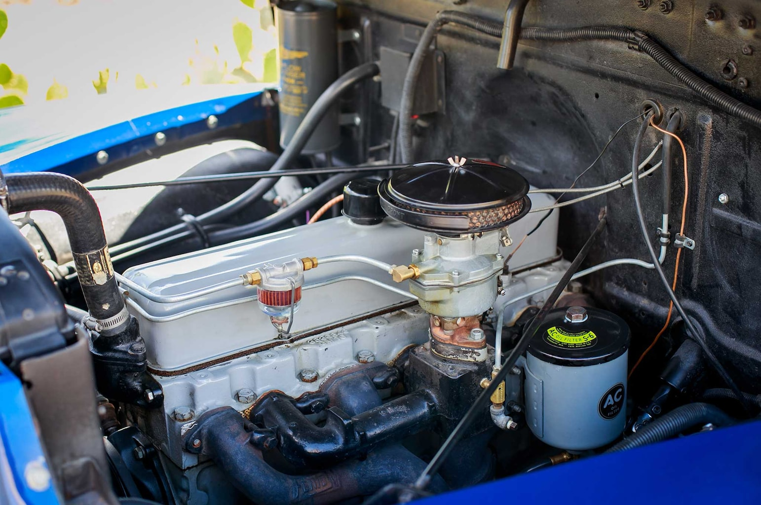 1953 chevrolet 235 chevy 235 engine 019