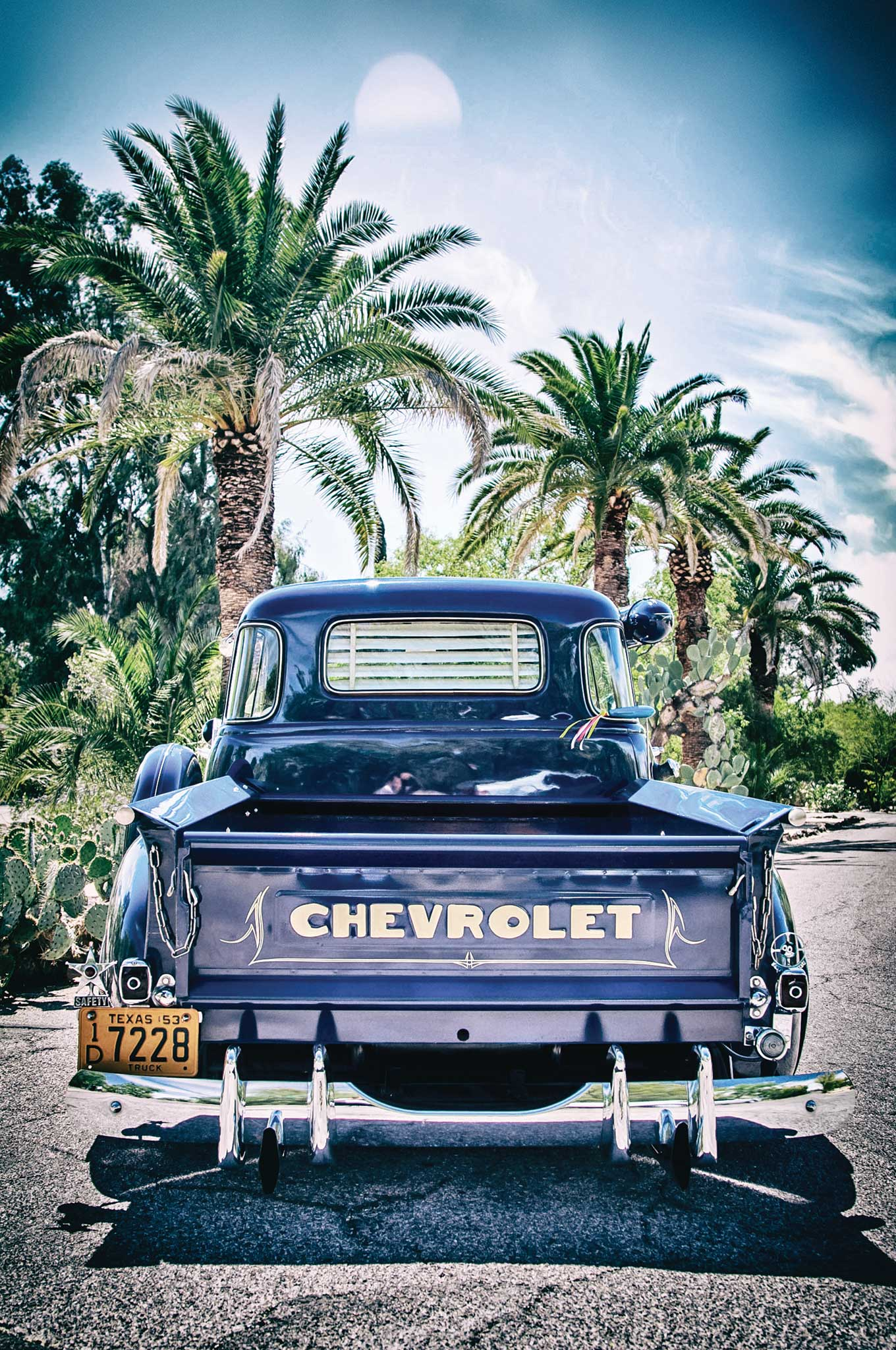 1953 Chevrolet 235 Pickup - Truck of the Month - Lowrider