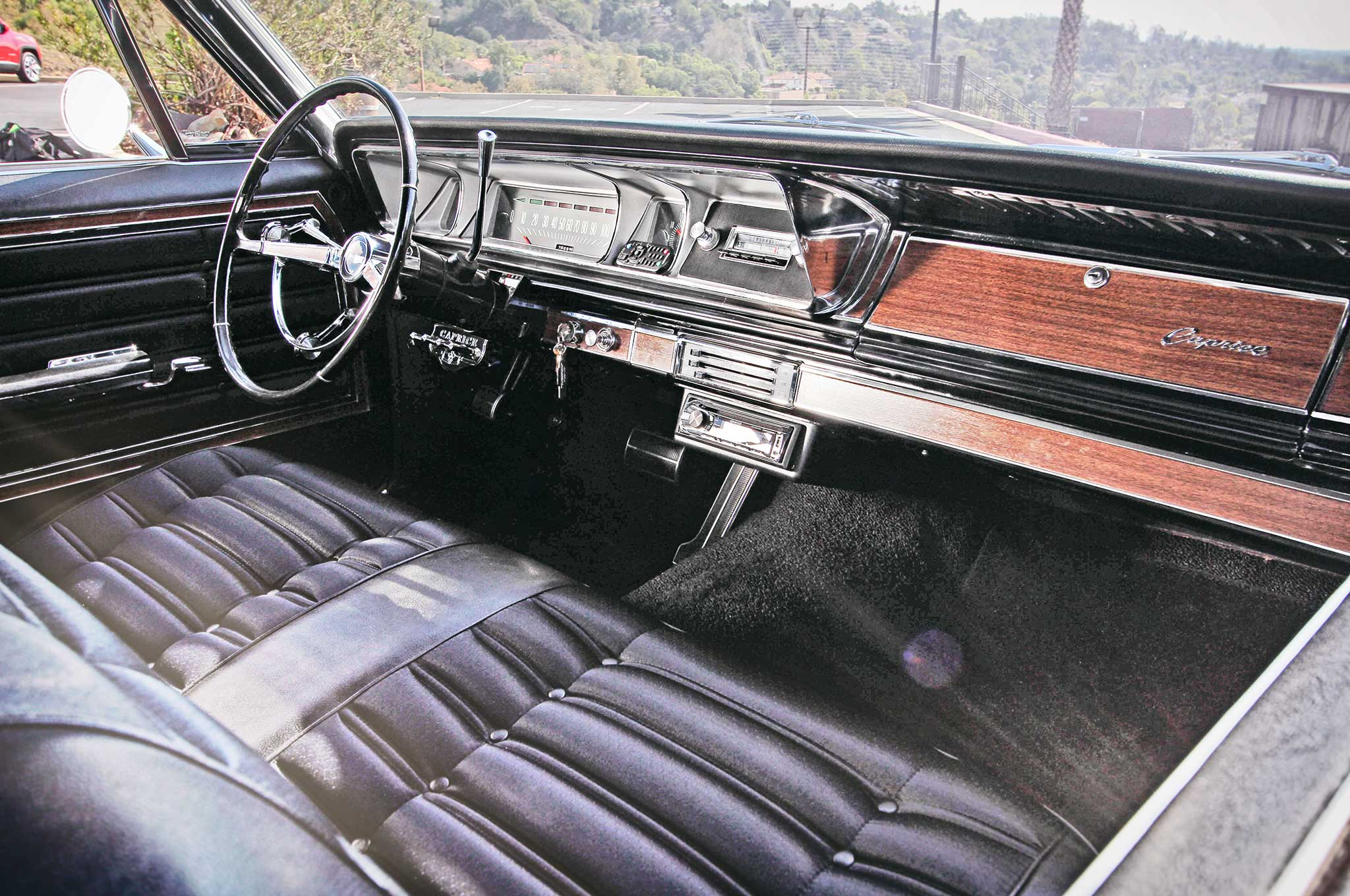 1966 Chevrolet Caprice Hooked On A Feeling Lowrider