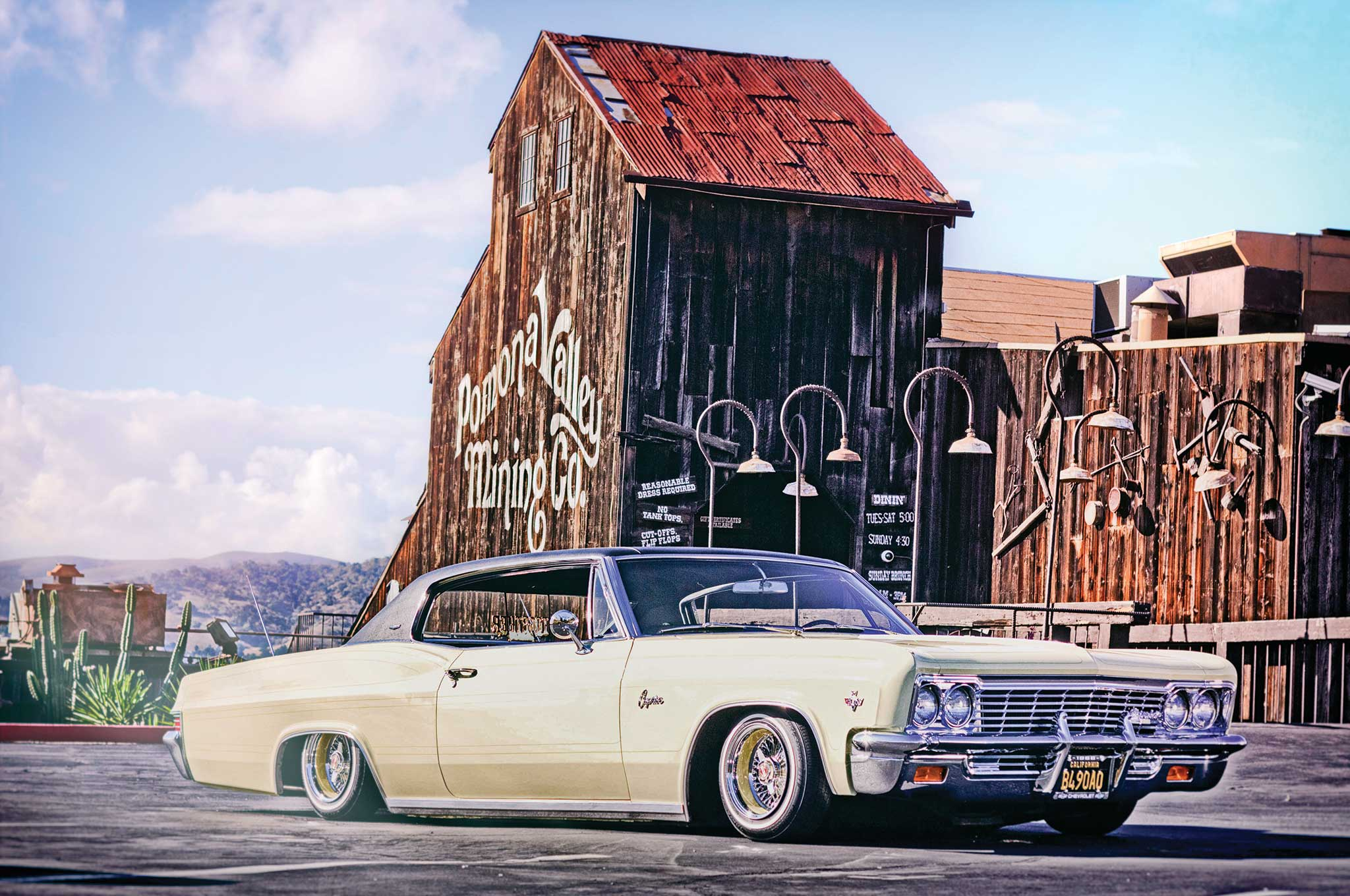 1966 Chevrolet Caprice - Hooked on a Feeling - Lowrider