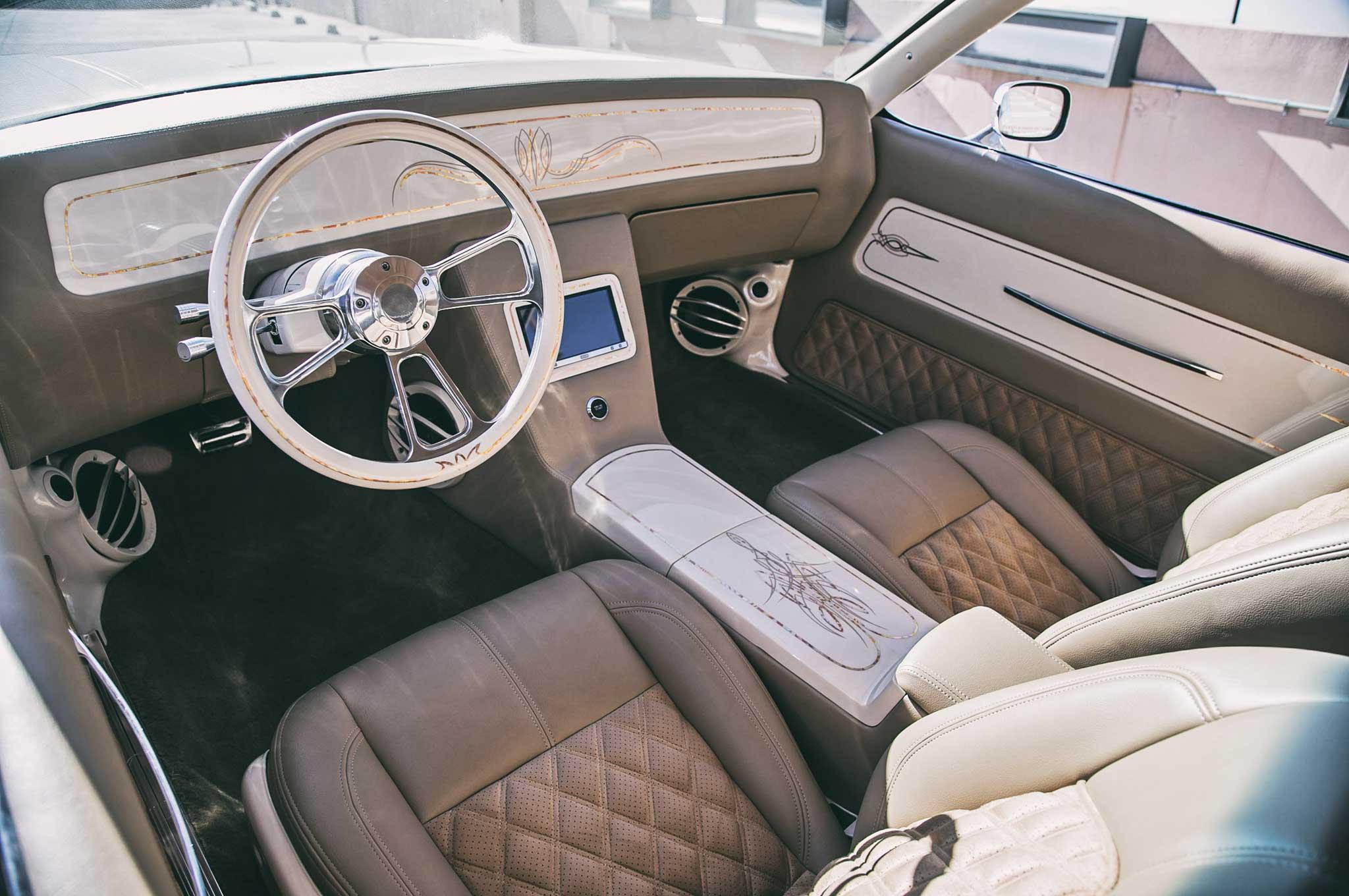 1985 Oldsmobile Cutlass Supreme Hurting Feelings Lowrider