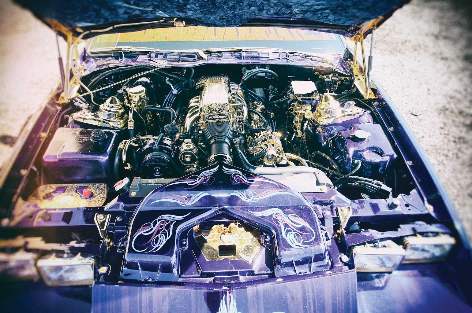 1989 chevrolet camaro iroc z chevy 350 cid 005