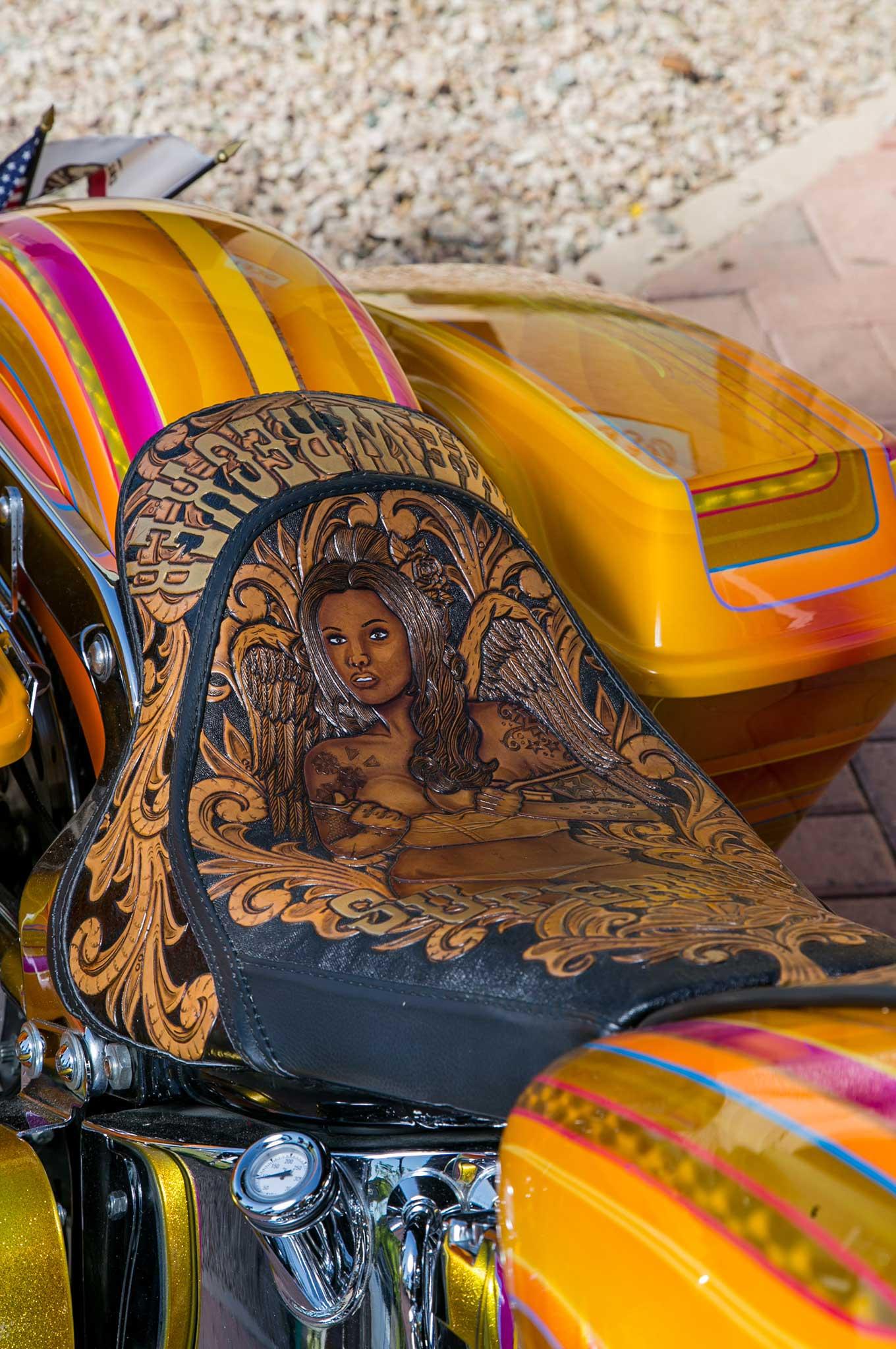 Custom Motorcycle Paint Supply