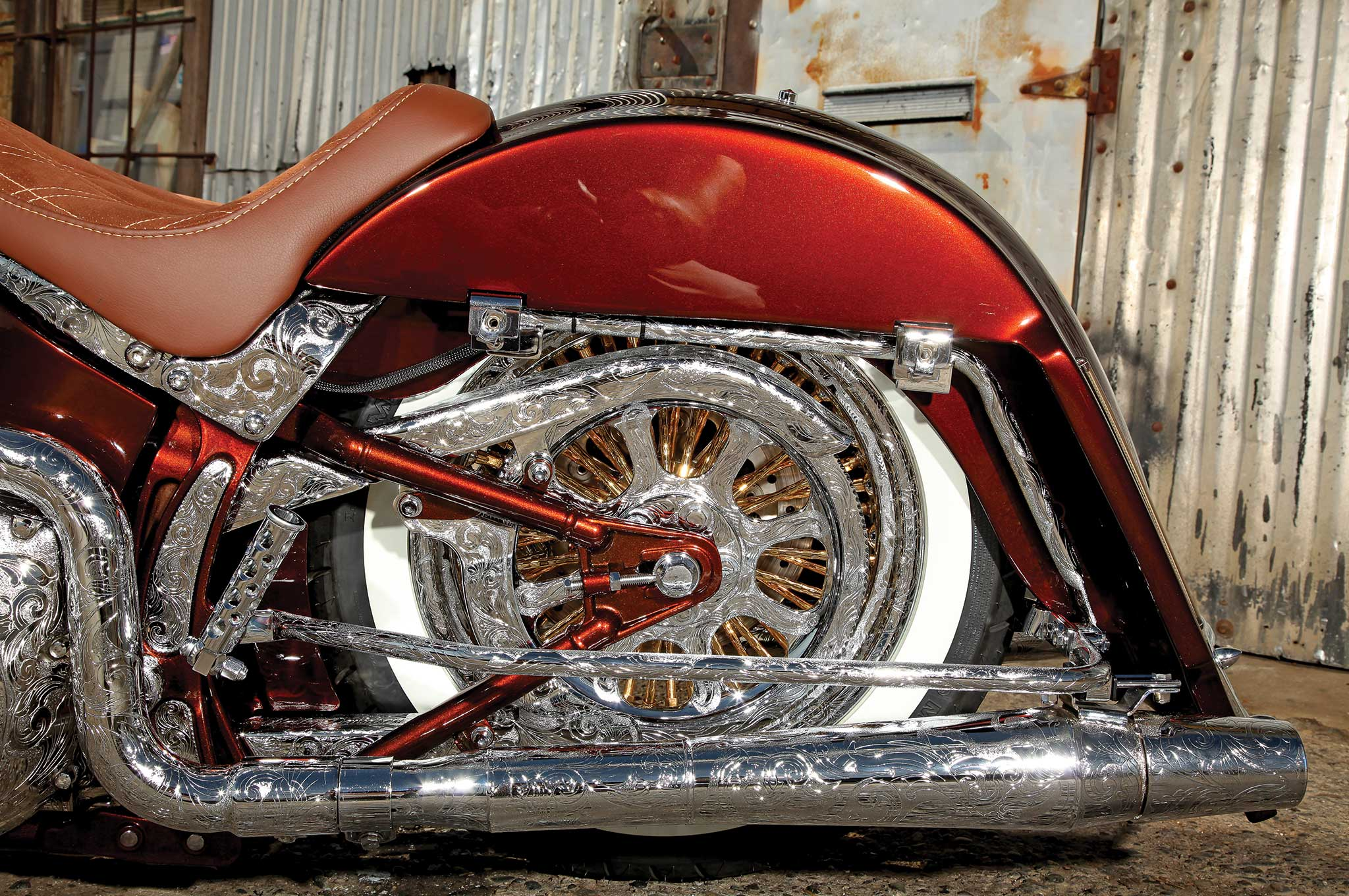 18 Inch Tires >> 2005 Harley-Davidson Fat Boy - Heritage With Style - Lowrider