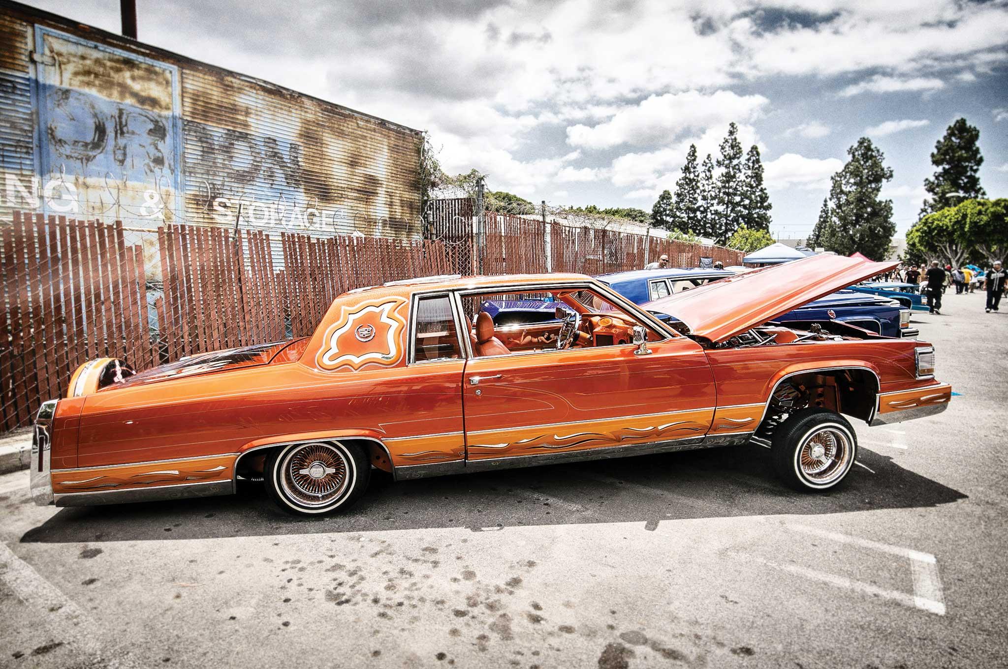 2015 Cadillac Fest - Lowrider