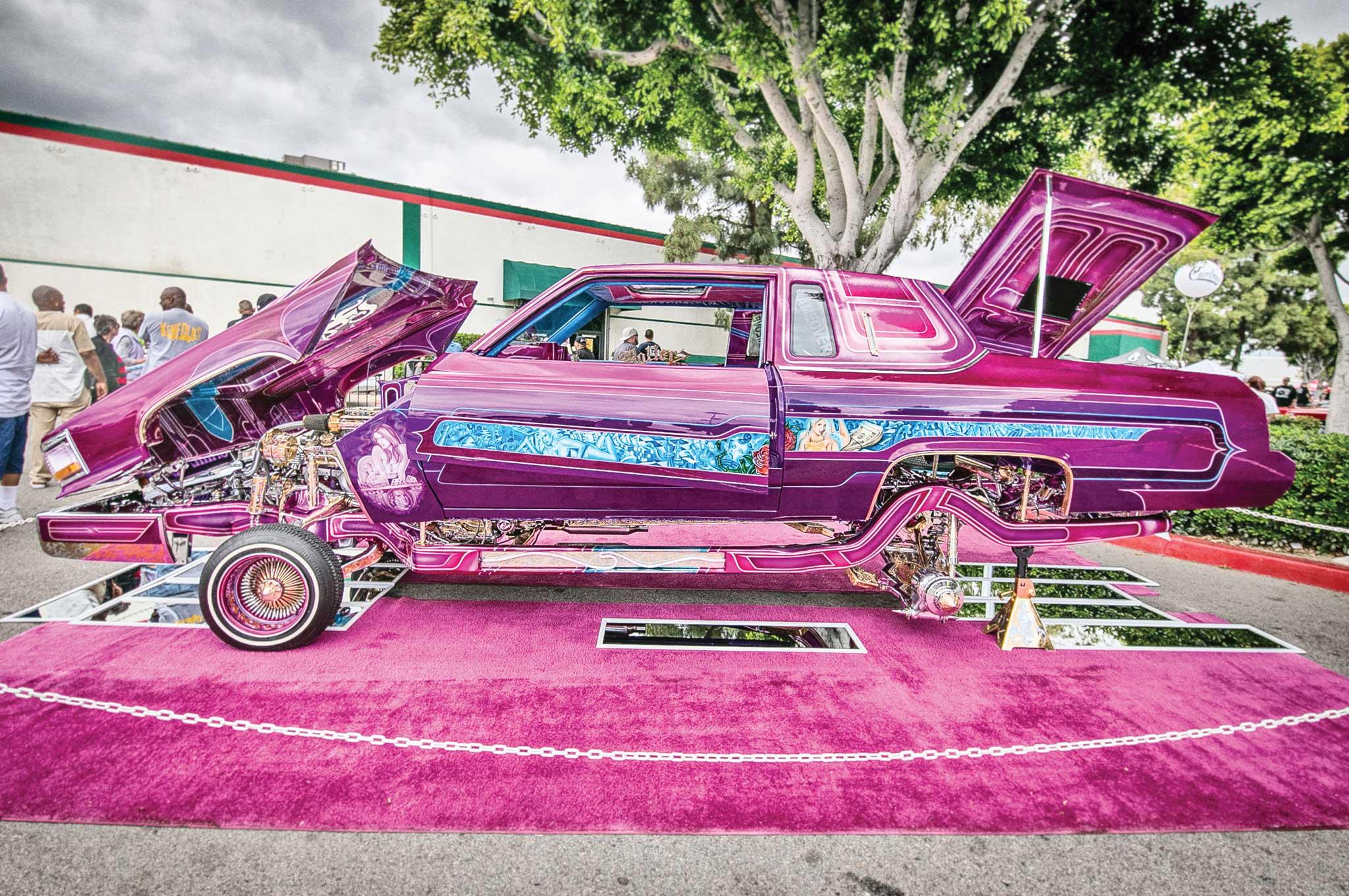 2015 Cadillac Fest Lowrider